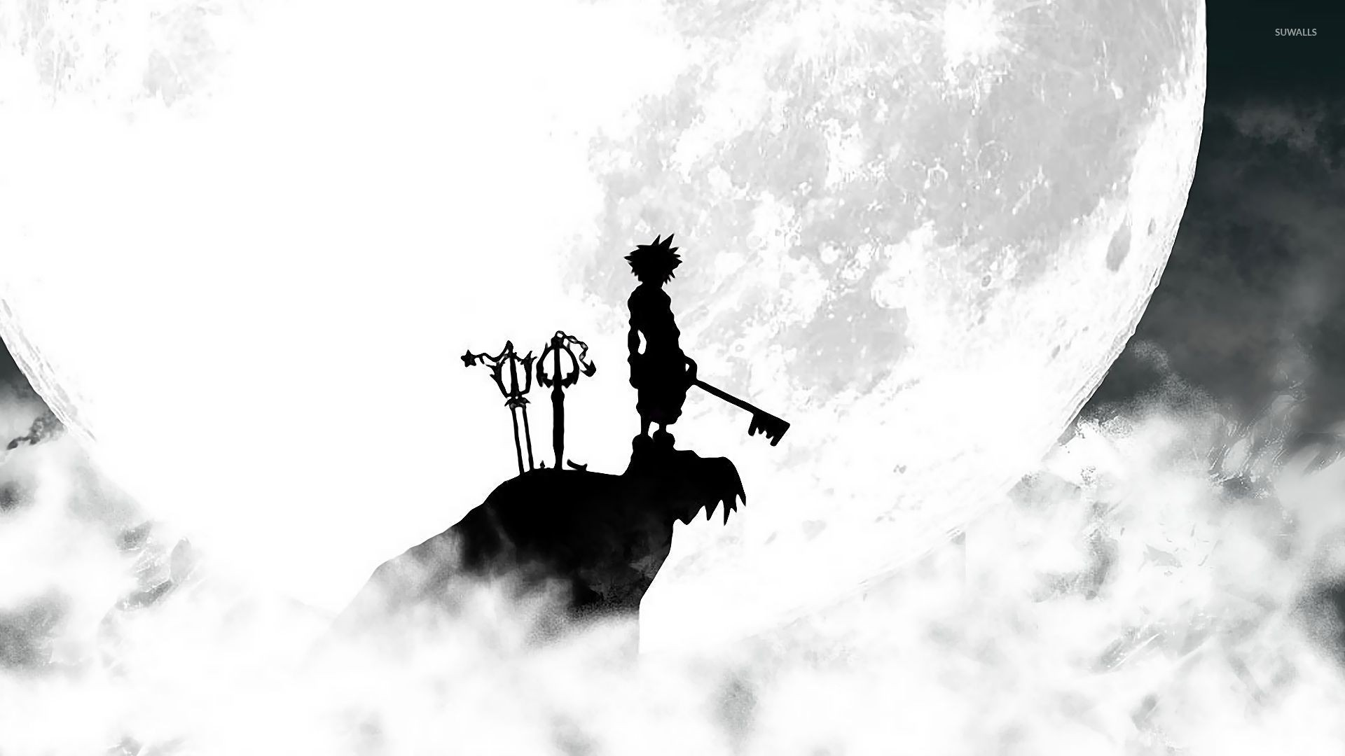 Kingdom Hearts Sora Wallpaper 1920x1080 Kingdom Hearts wallpap...