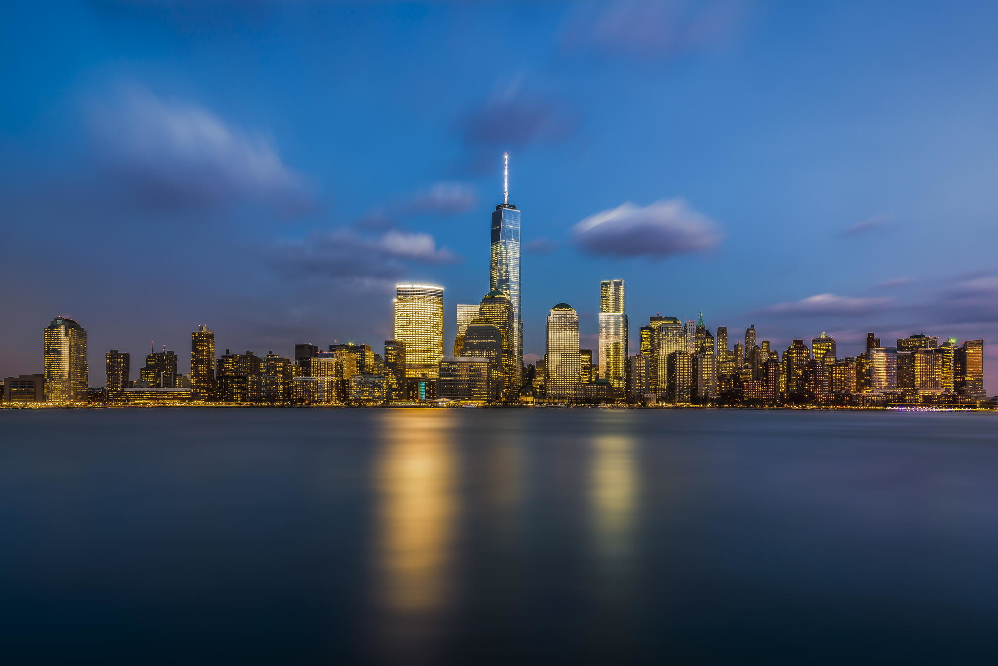 New york twin towers wallpaper wallpapertag - New york skyline computer wallpaper ...