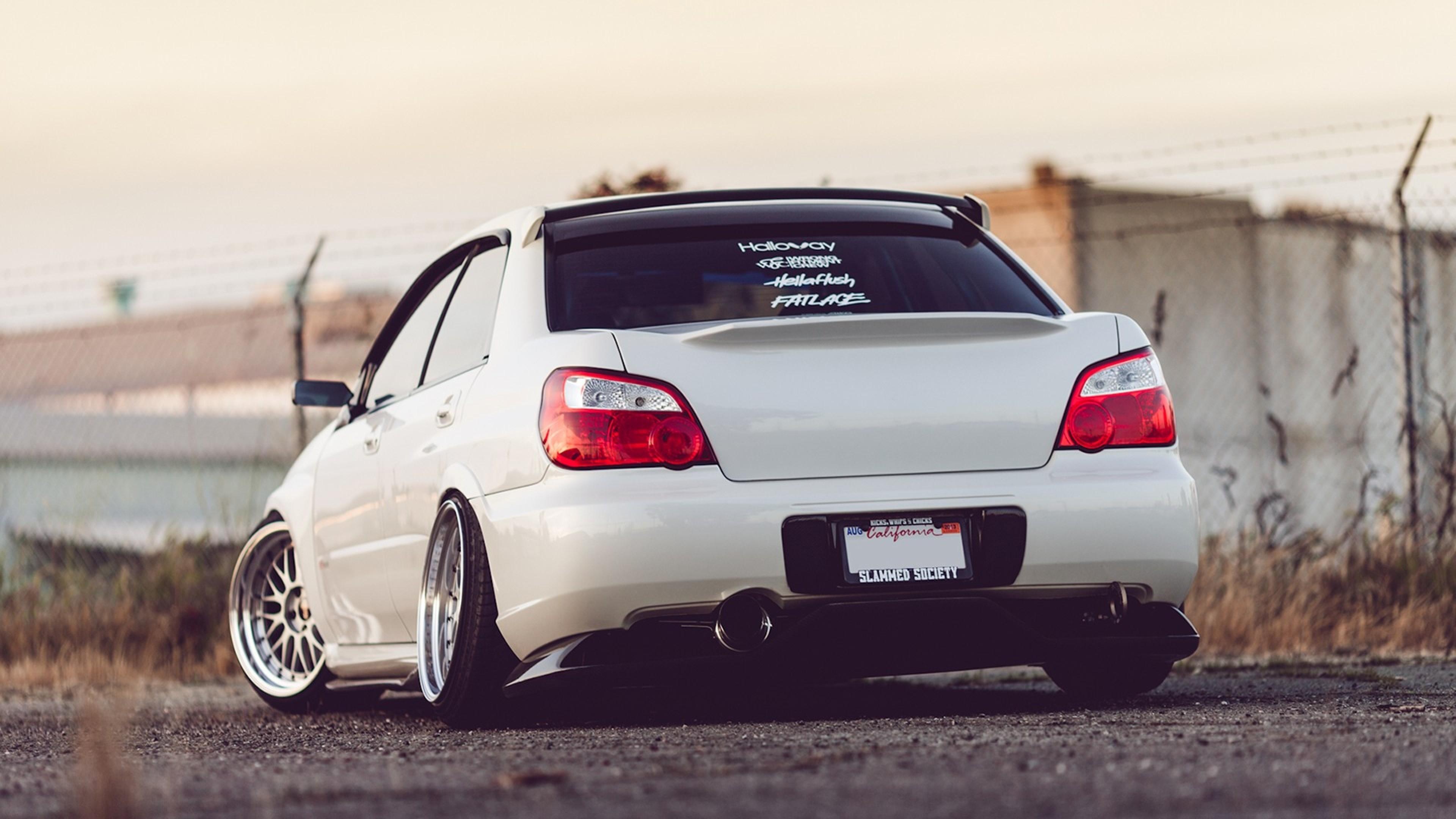 Subaru Impreza Wrx Sti Wallpaper Wallpapertag
