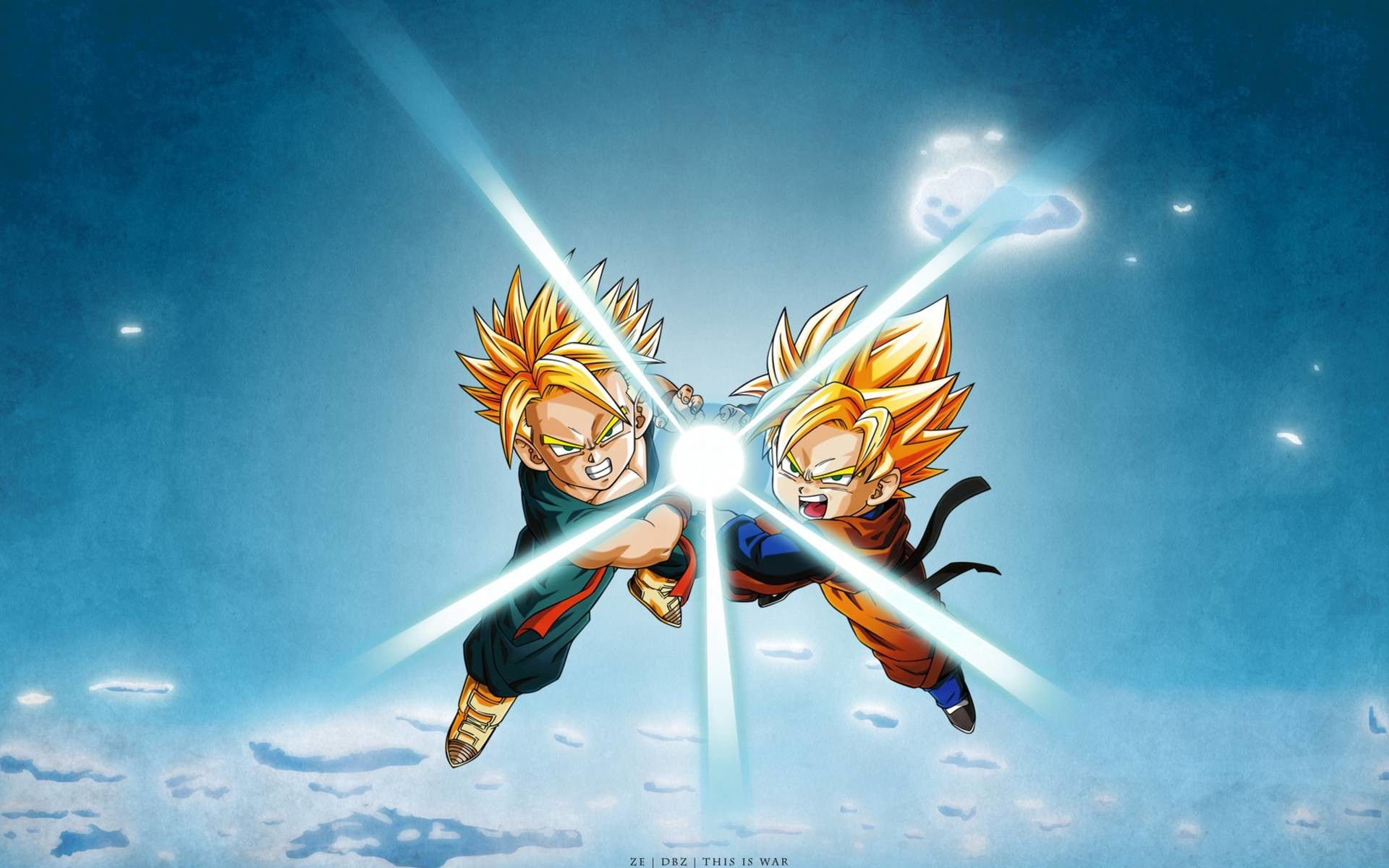 Dragon Ball Gt HD Wallpapers ·â' WallpaperTag