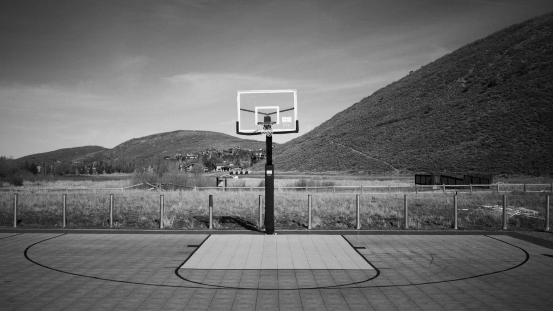 Basketball Court Wallpaper Wallpapertag