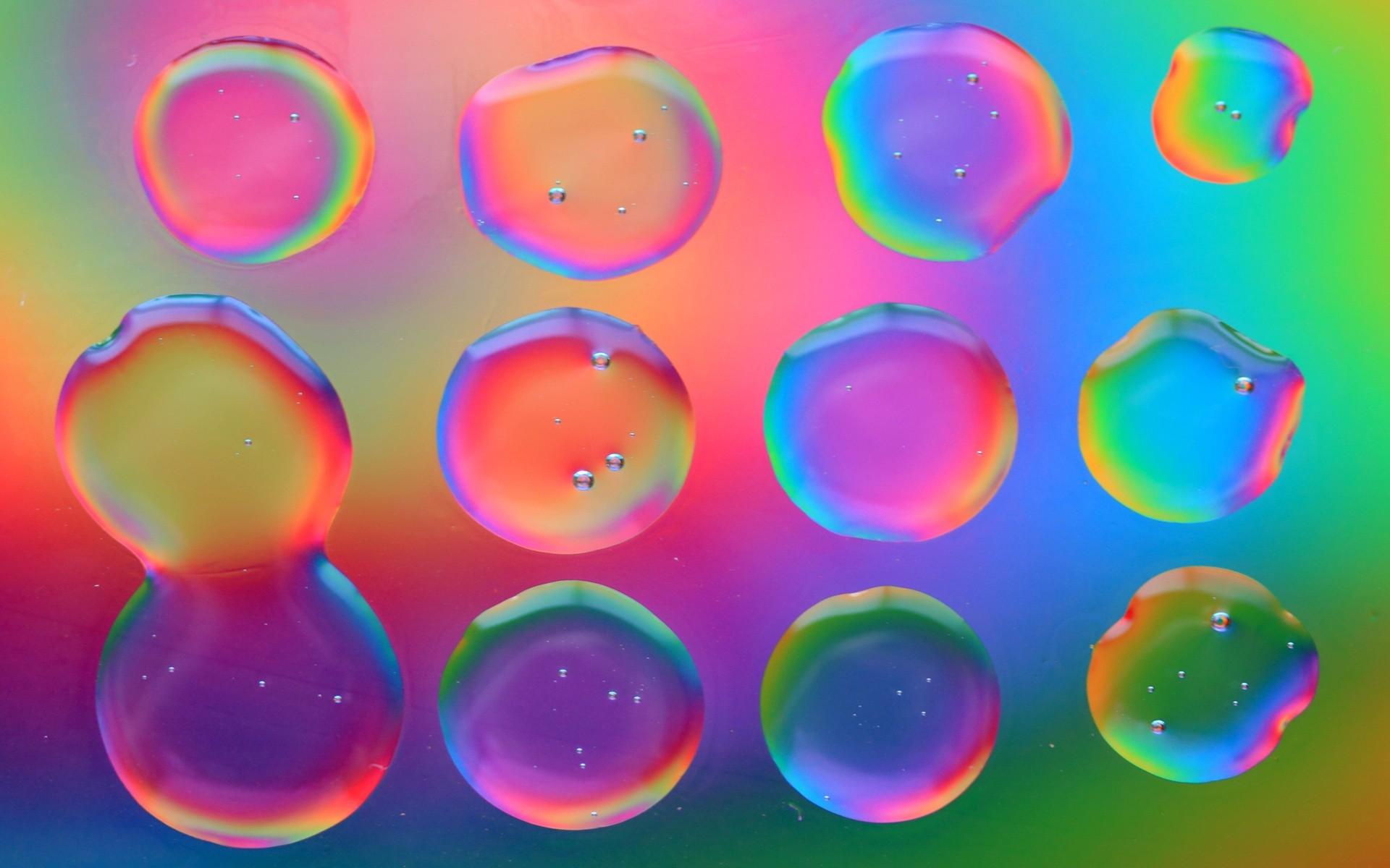 1920x1200 rainbow bubbles mac wallpaper desktop wallpapers 1920x1200