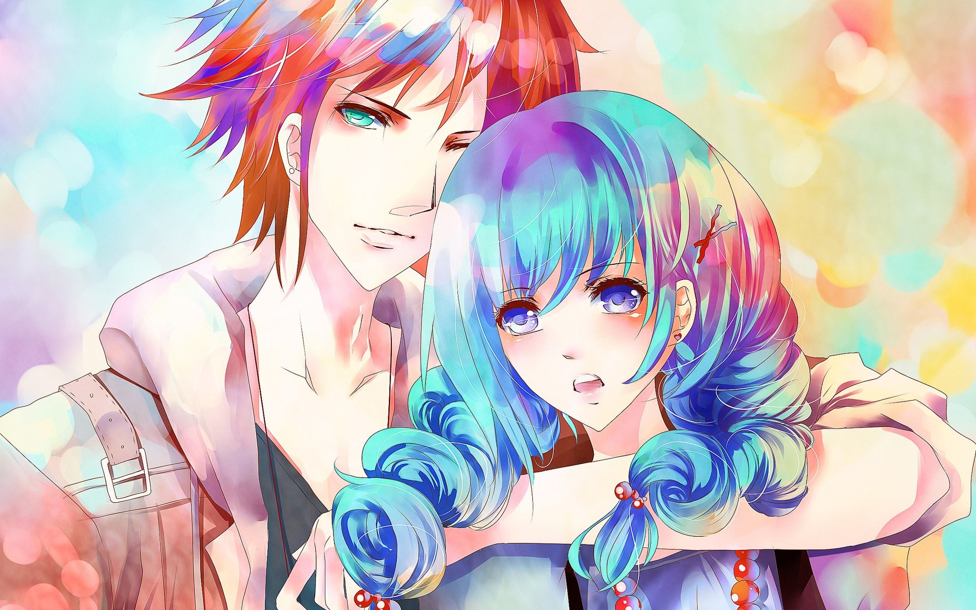 Couples Anime Wallpapers ·① WallpaperTag