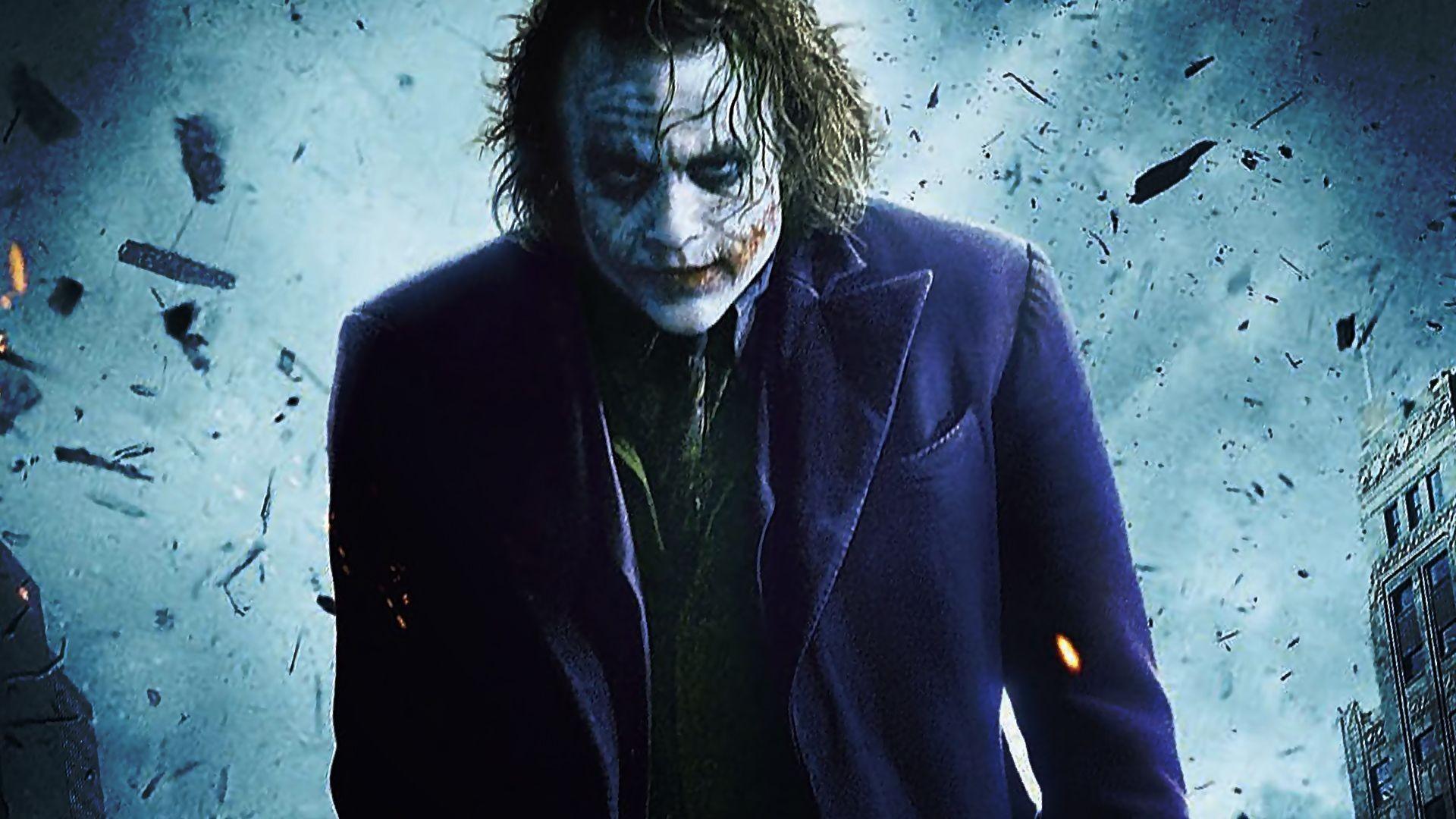 The Dark Knight Joker Wallpaper