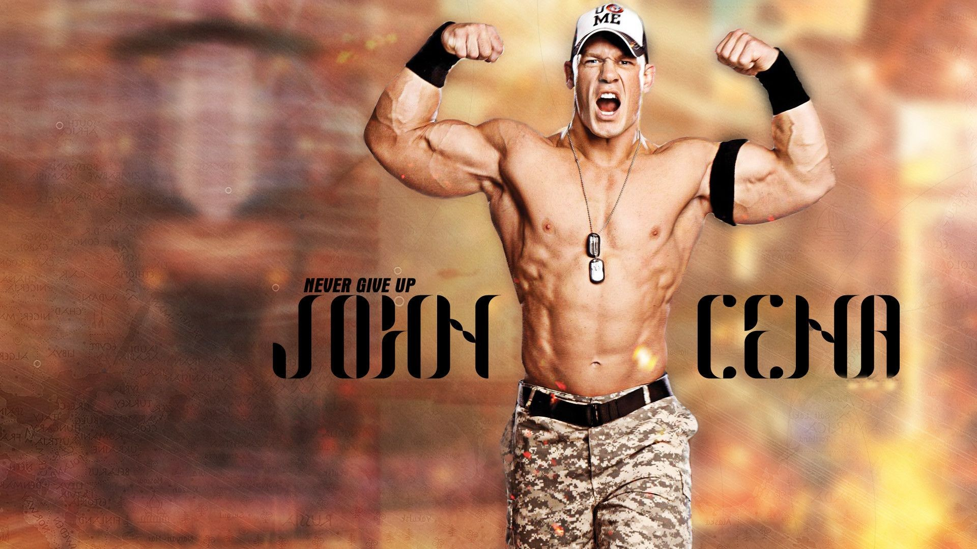1920x1080 John Cena WWE 2014 Star Wallpaper Wide Or HD