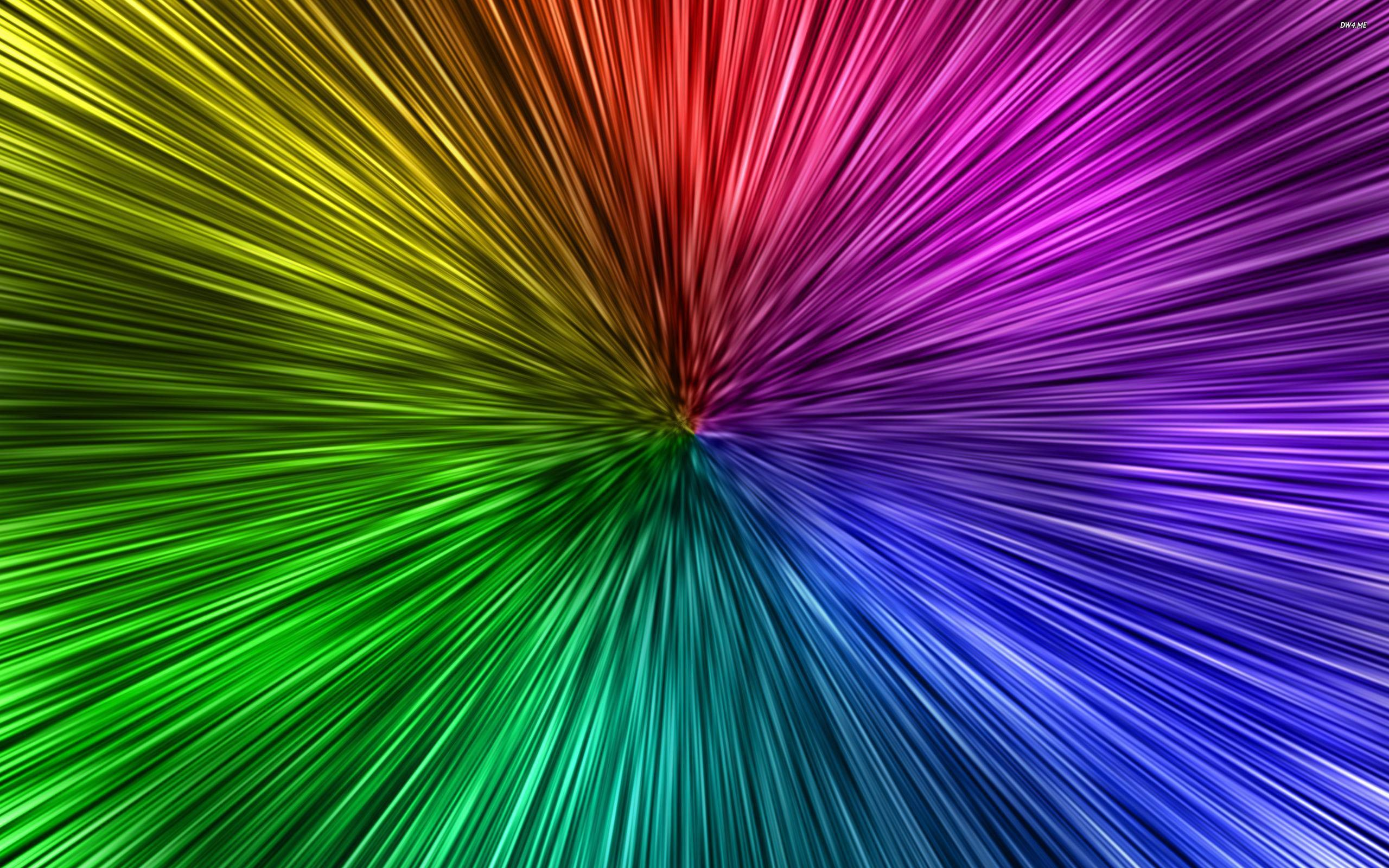 Neon Color Background ·①