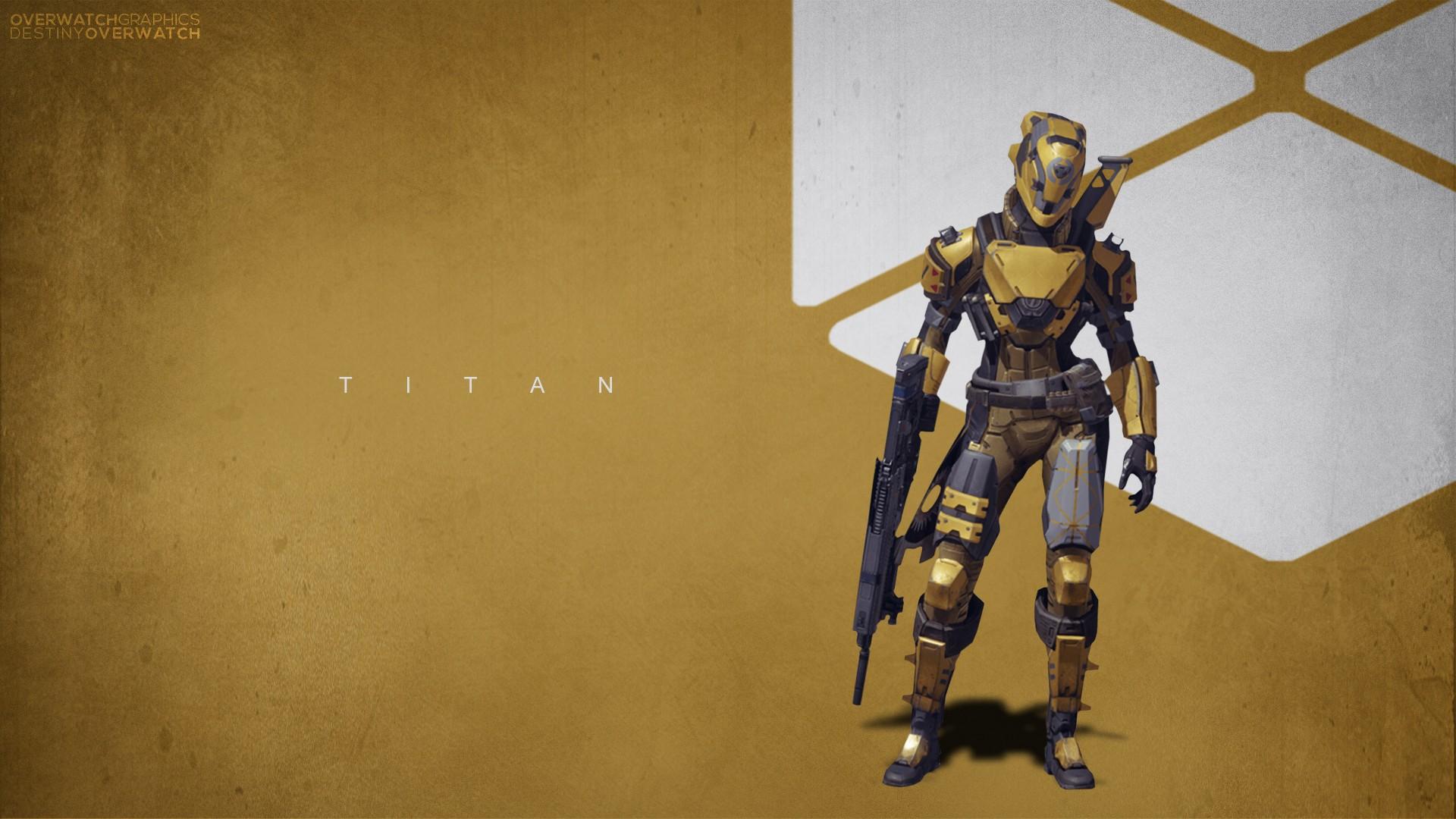 Destiny Titan wallpaper ·① Download free amazing High ...