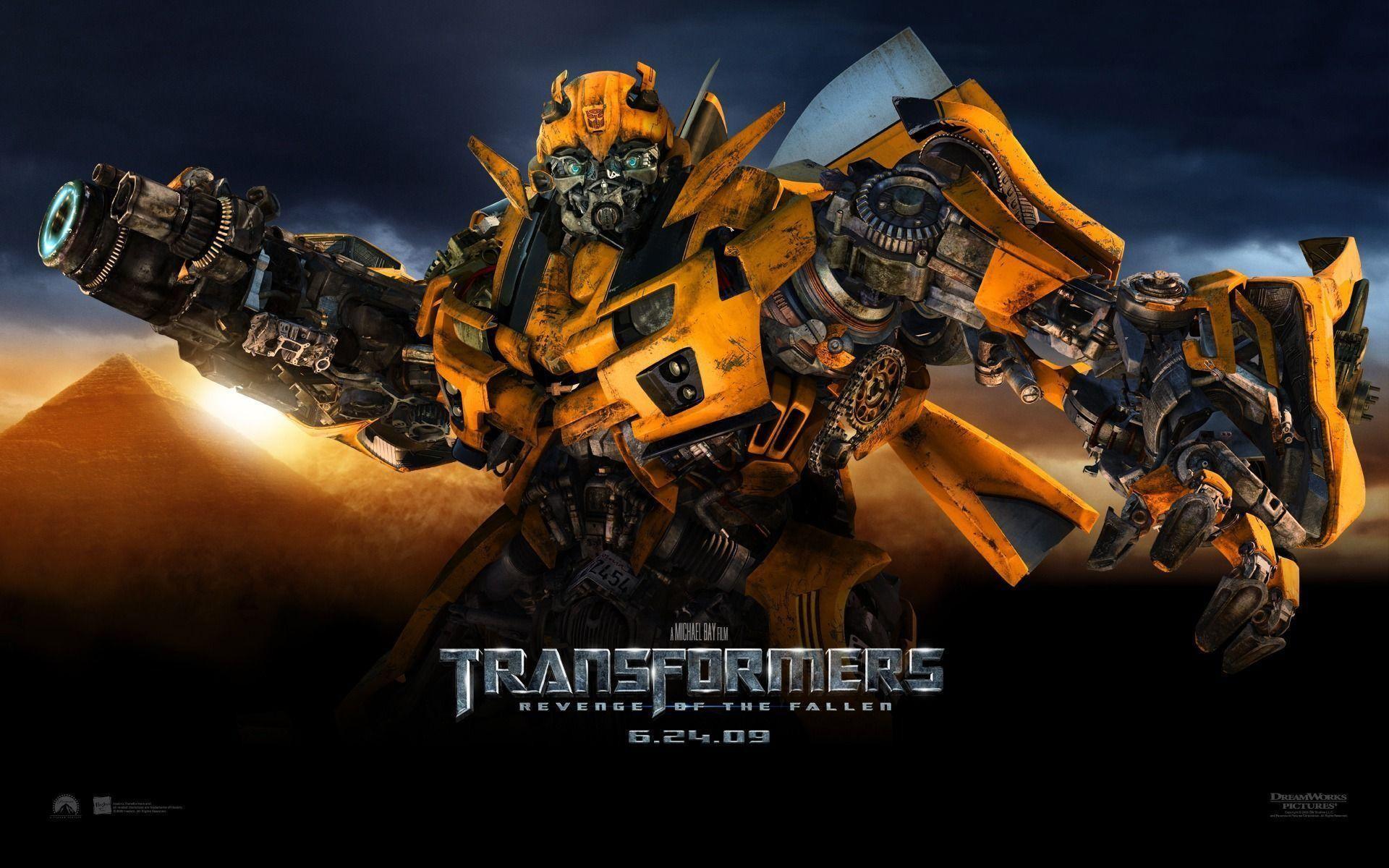 Transformers 2 Bumblebee Wallpaper Wallpapertag