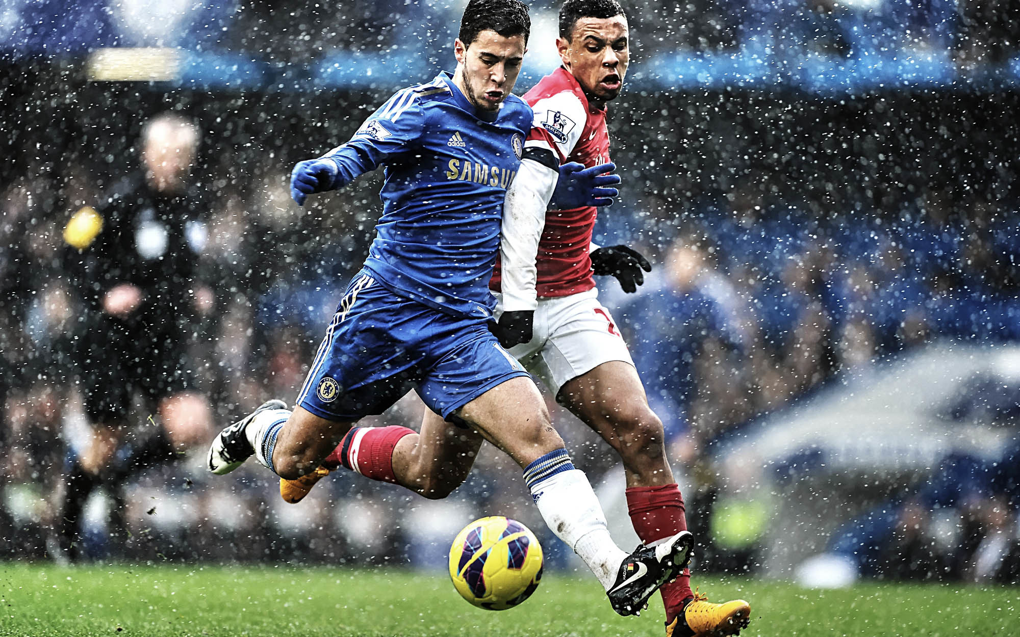 Cool Soccer Wallpapers ·①