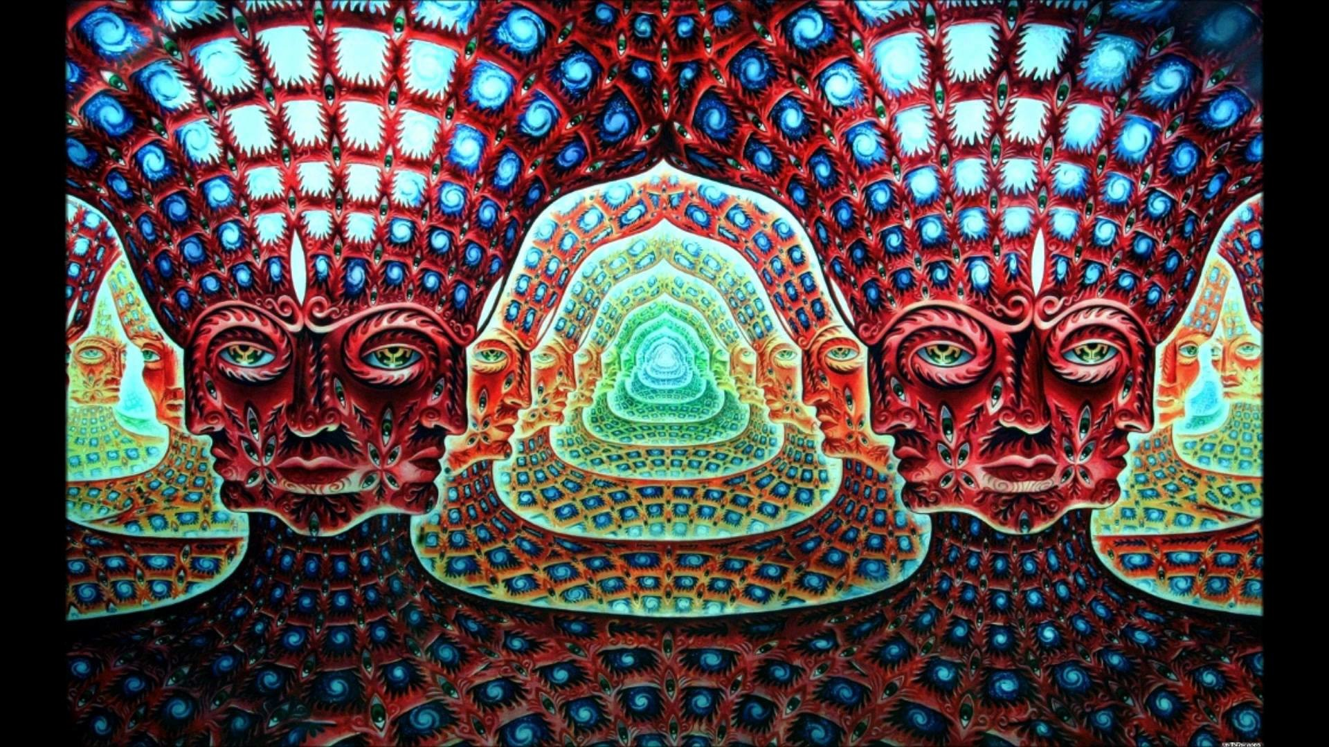 1920x1200 Abstract Alex Grey Music Bands Psychedelic Tool