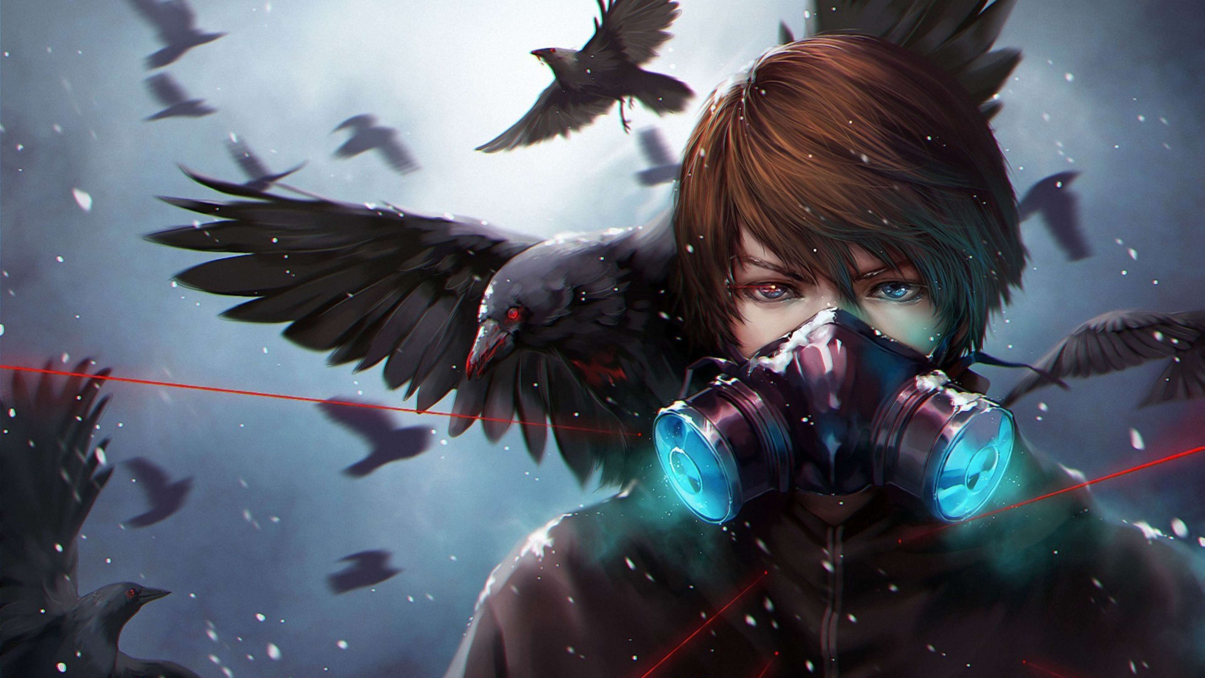 nightcore wallpaper hd ·①