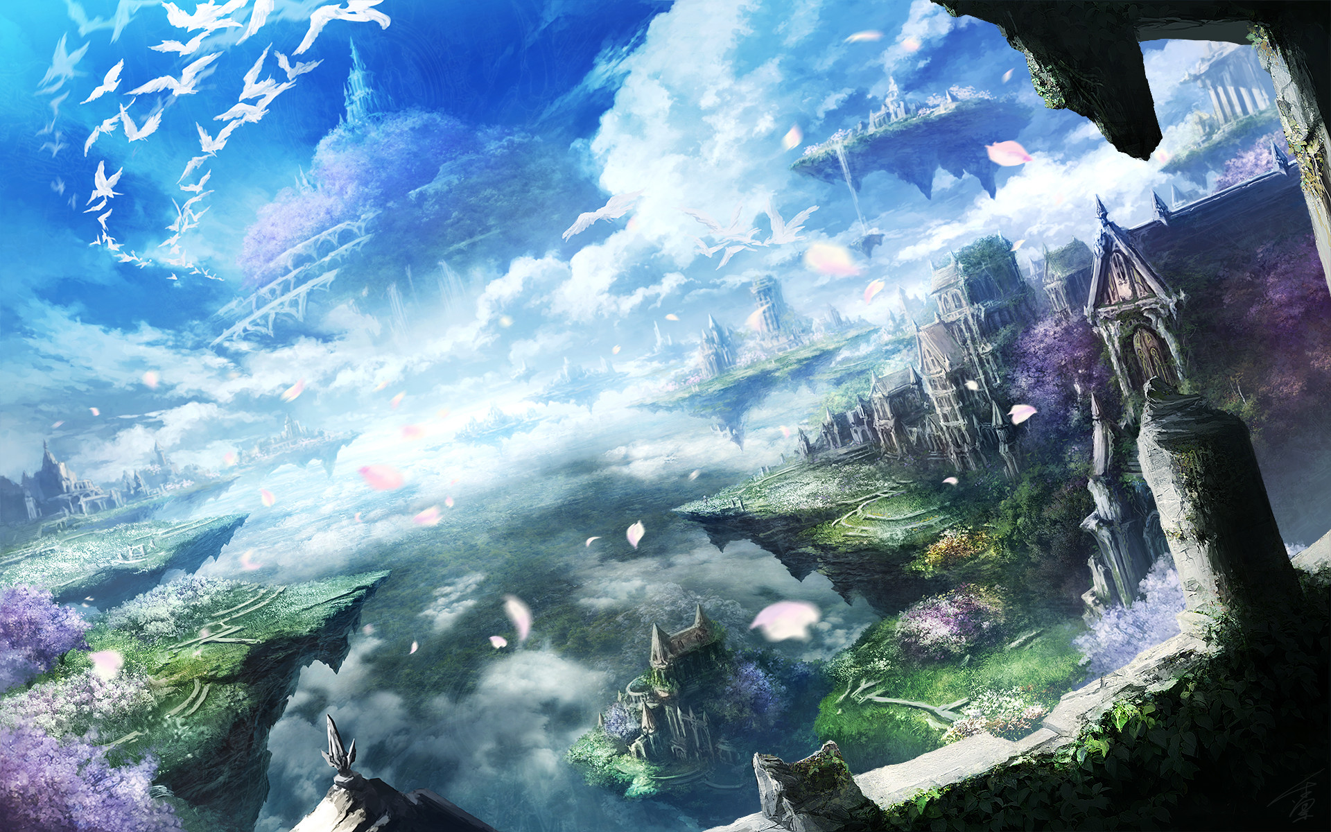 Beautiful Anime Wallpaper ·① WallpaperTag