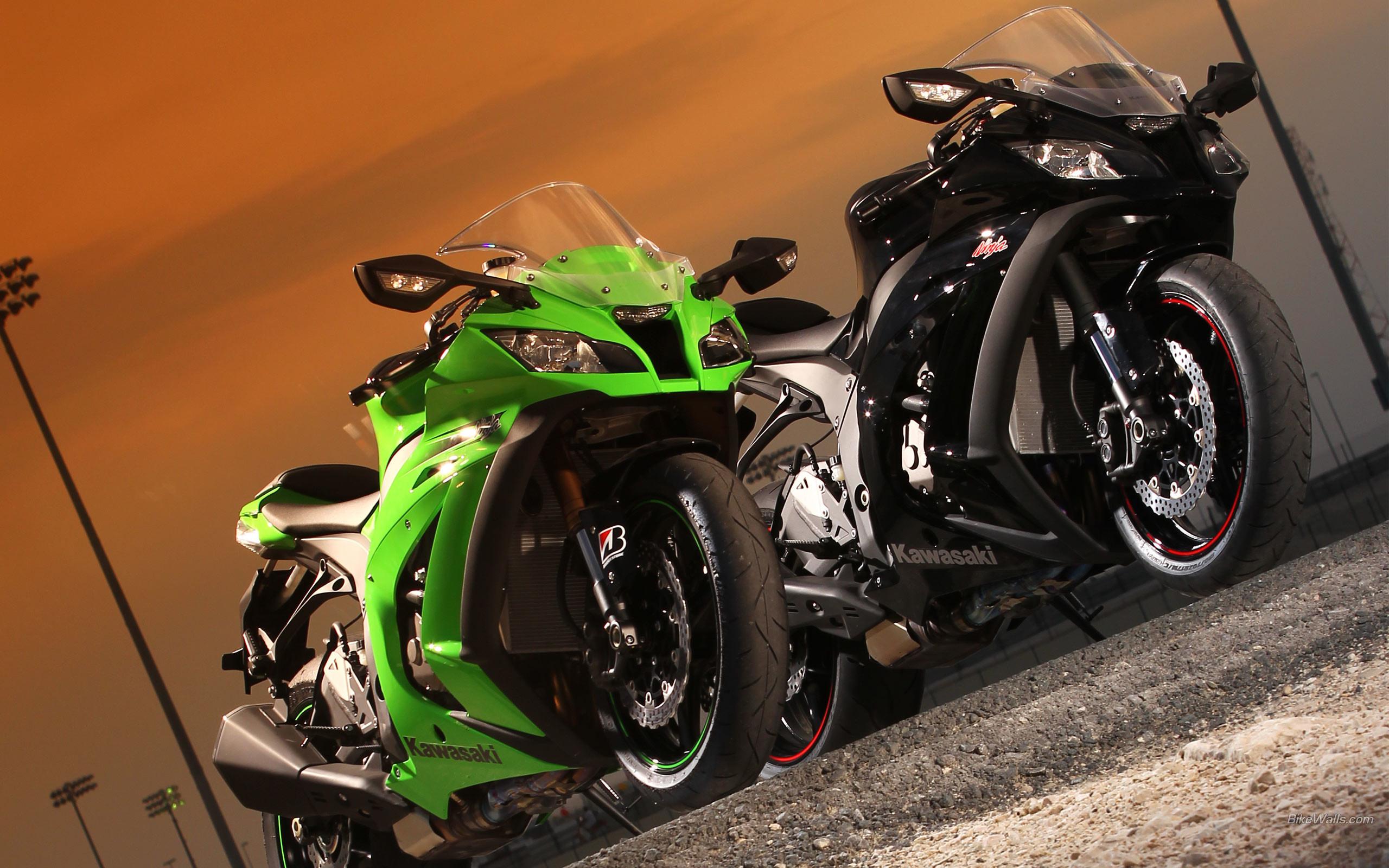 Kawasaki Ninja ZX-6R  № 1588248  скачать