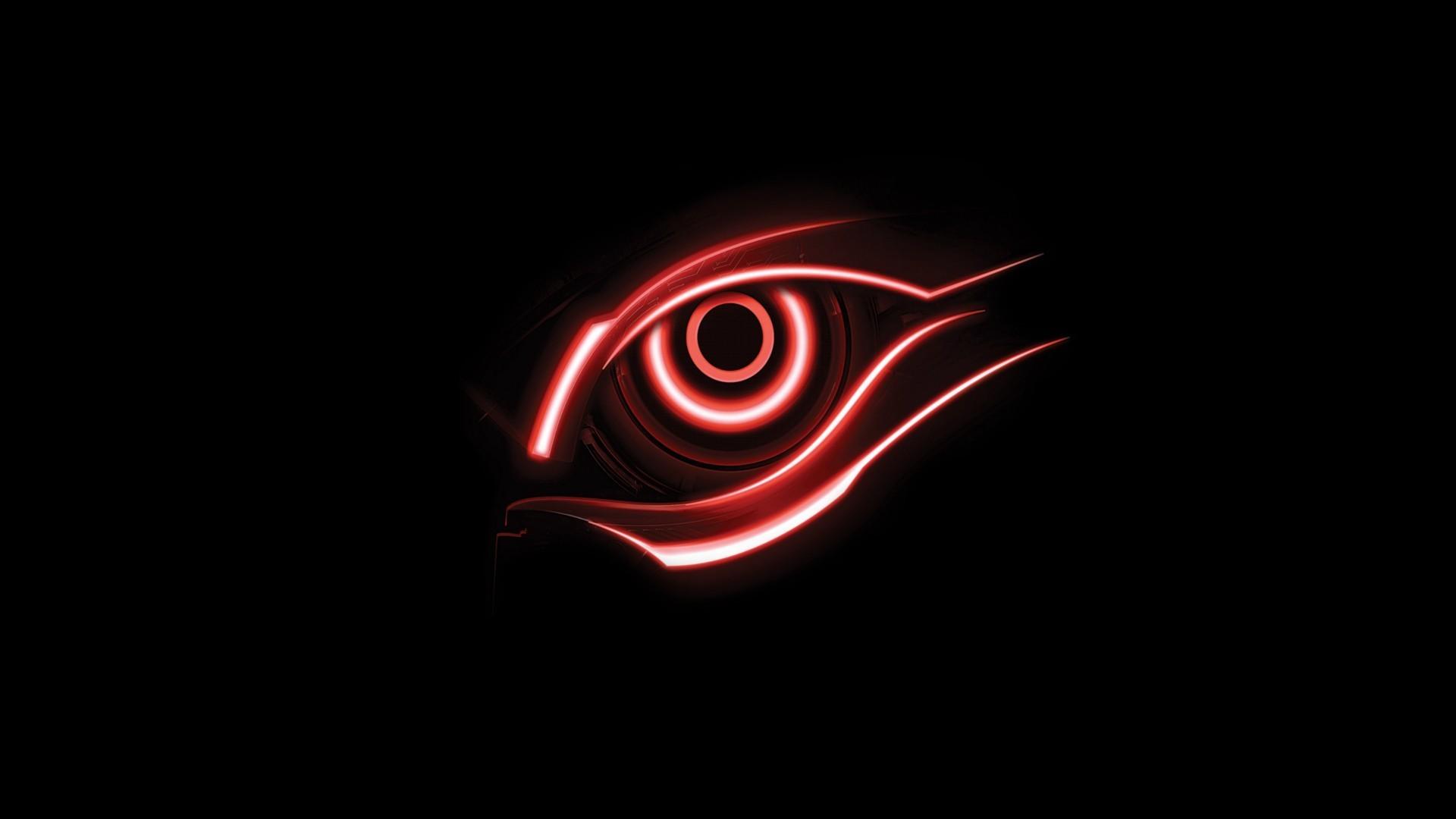 Red Eye Wallpaper Wallpapertag