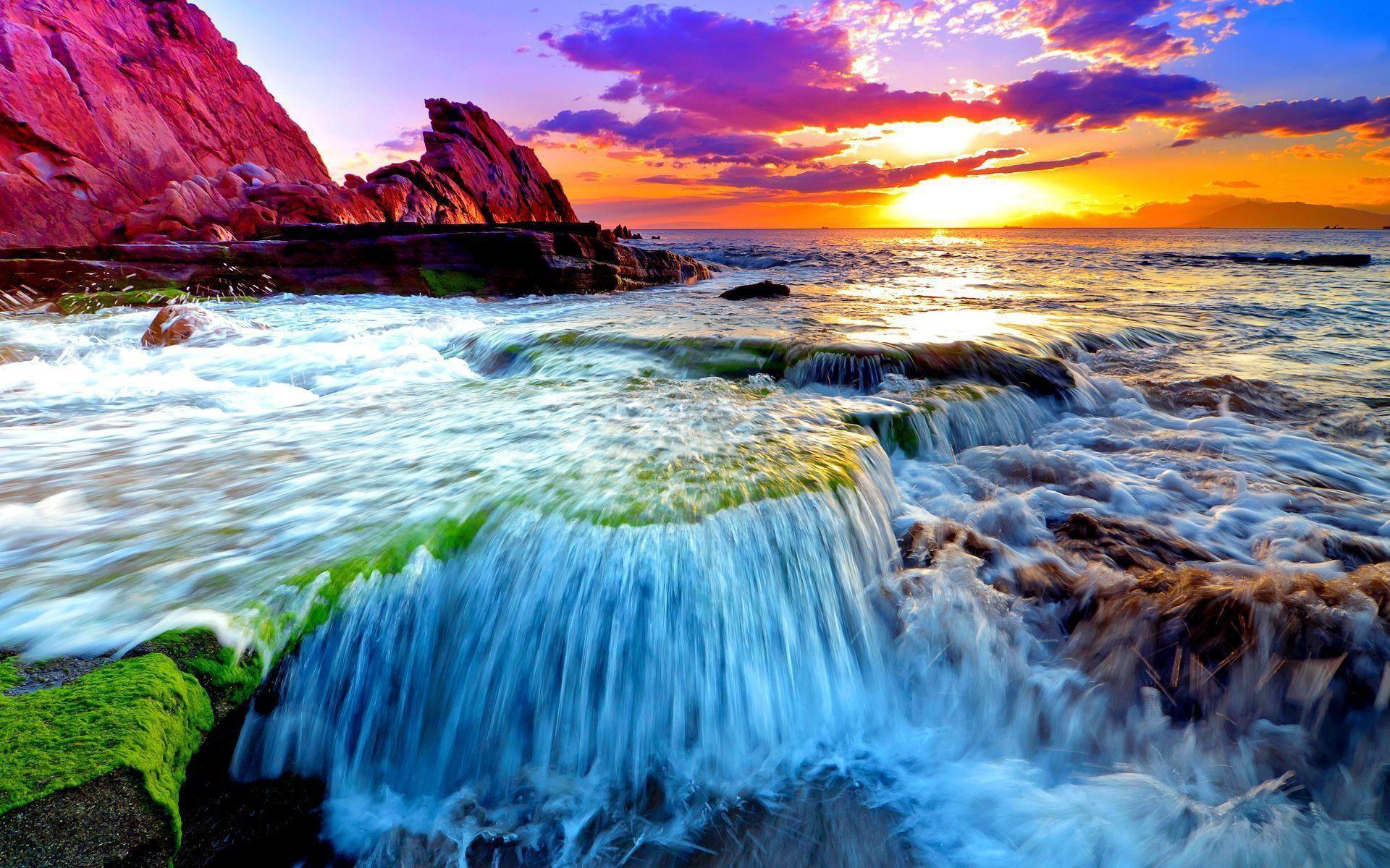 Beautiful Ocean Wallpaper ·① WallpaperTag