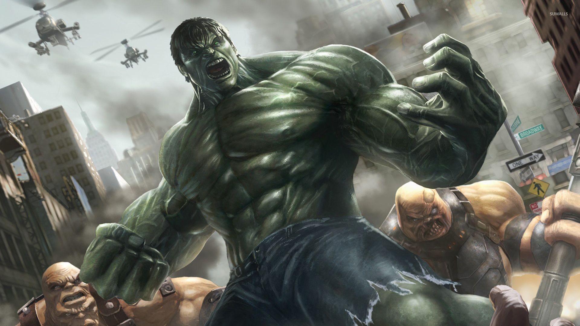 Hulk 2 Wallpapers Wallpapertag