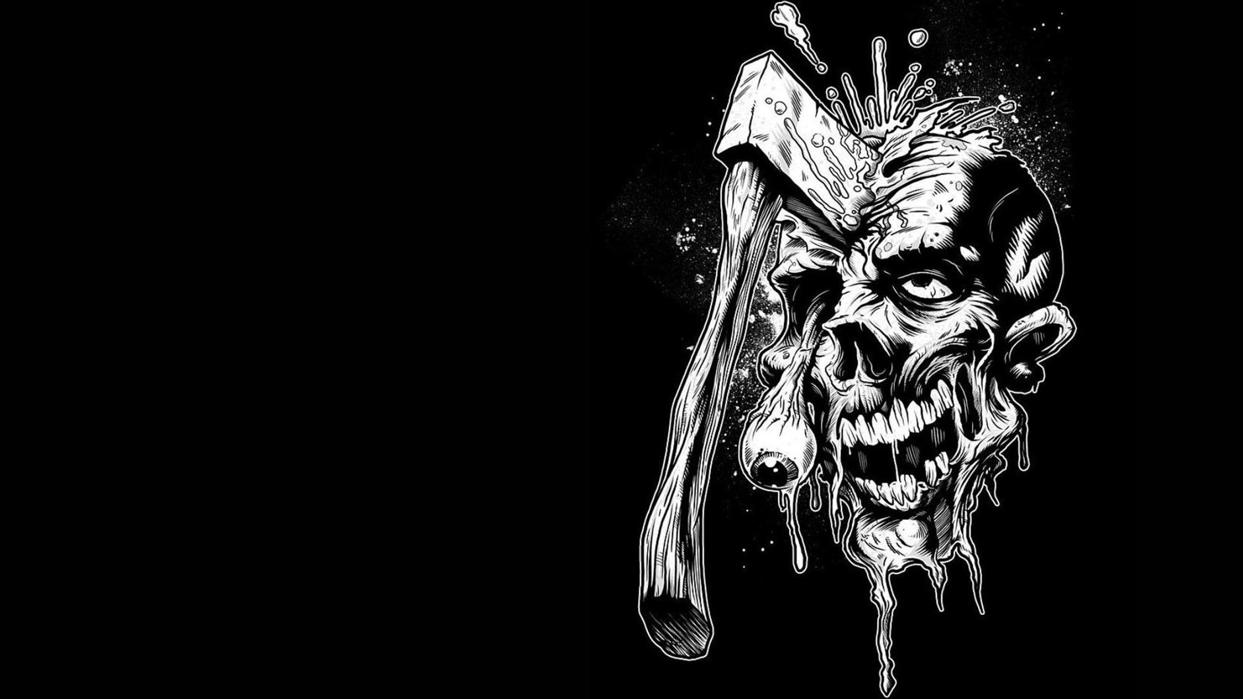Evil skull wallpaper - Skull 4k images ...