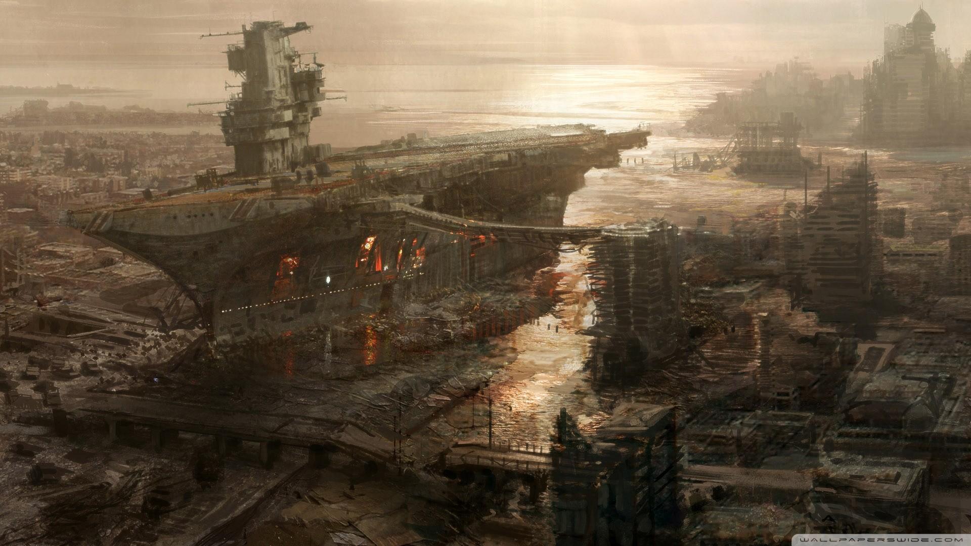 Fallout 3 Desktop Background 1
