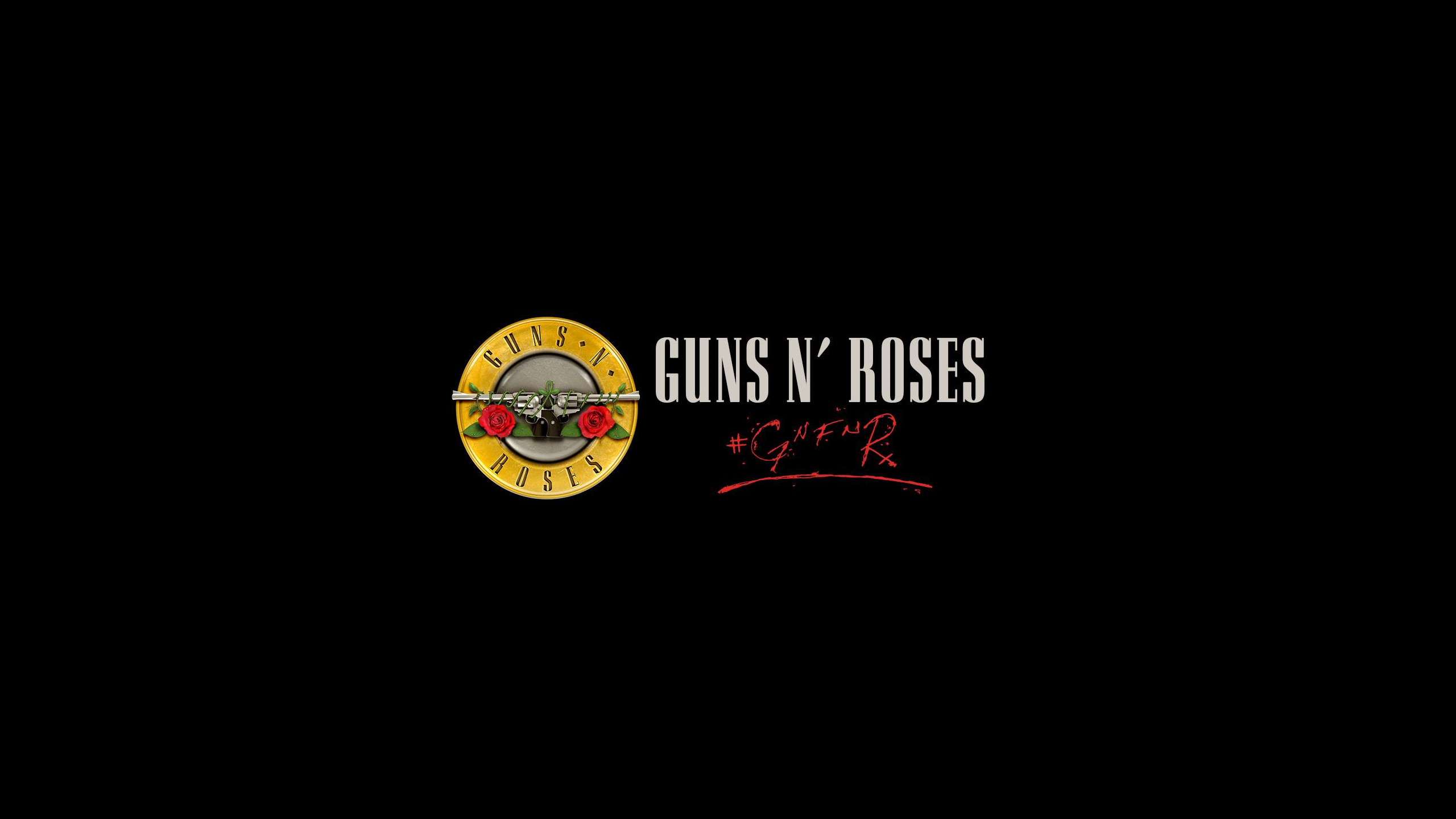 Guns N Roses Logo Wallpaper ·①