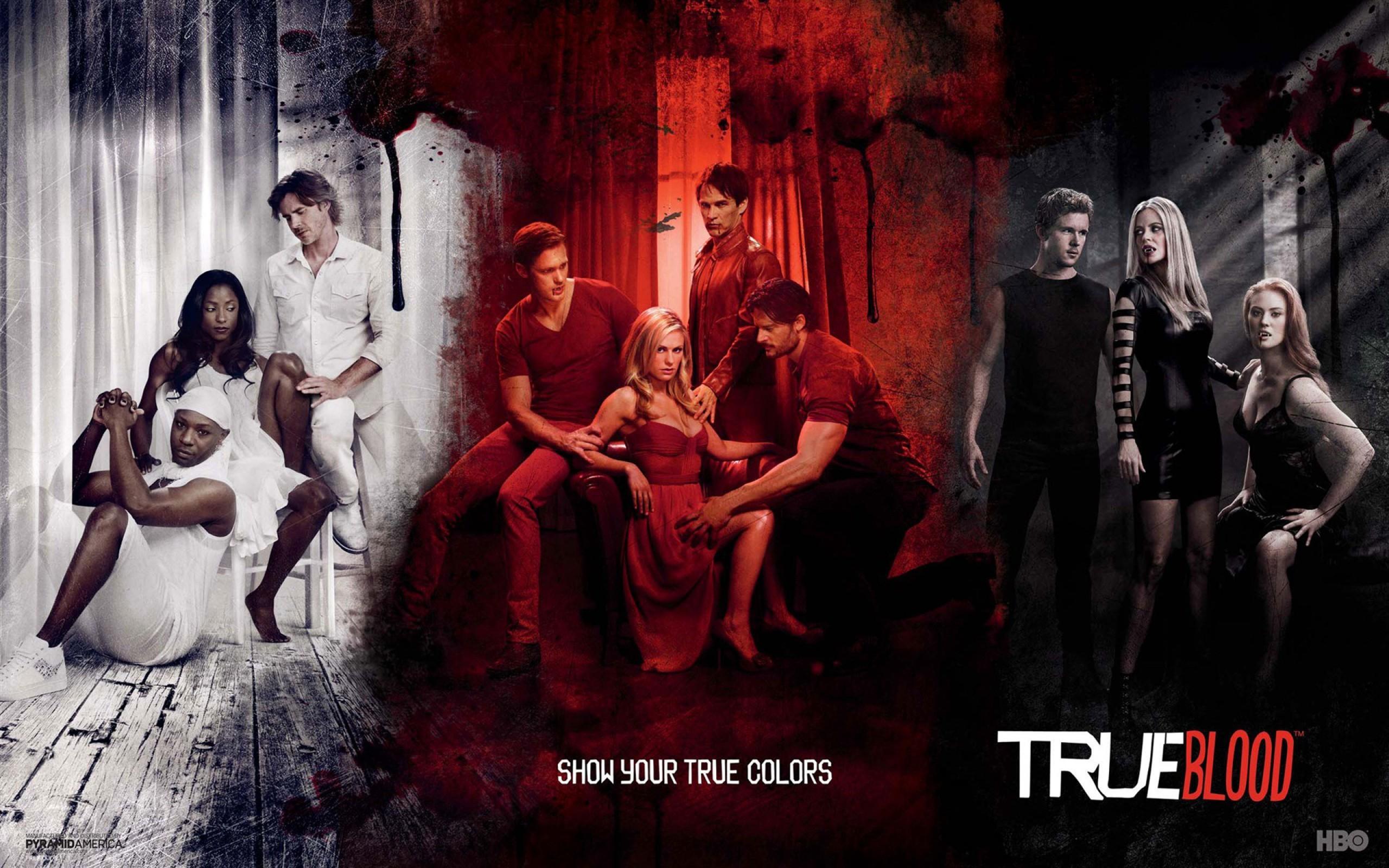 True blood backgrounds ·①.