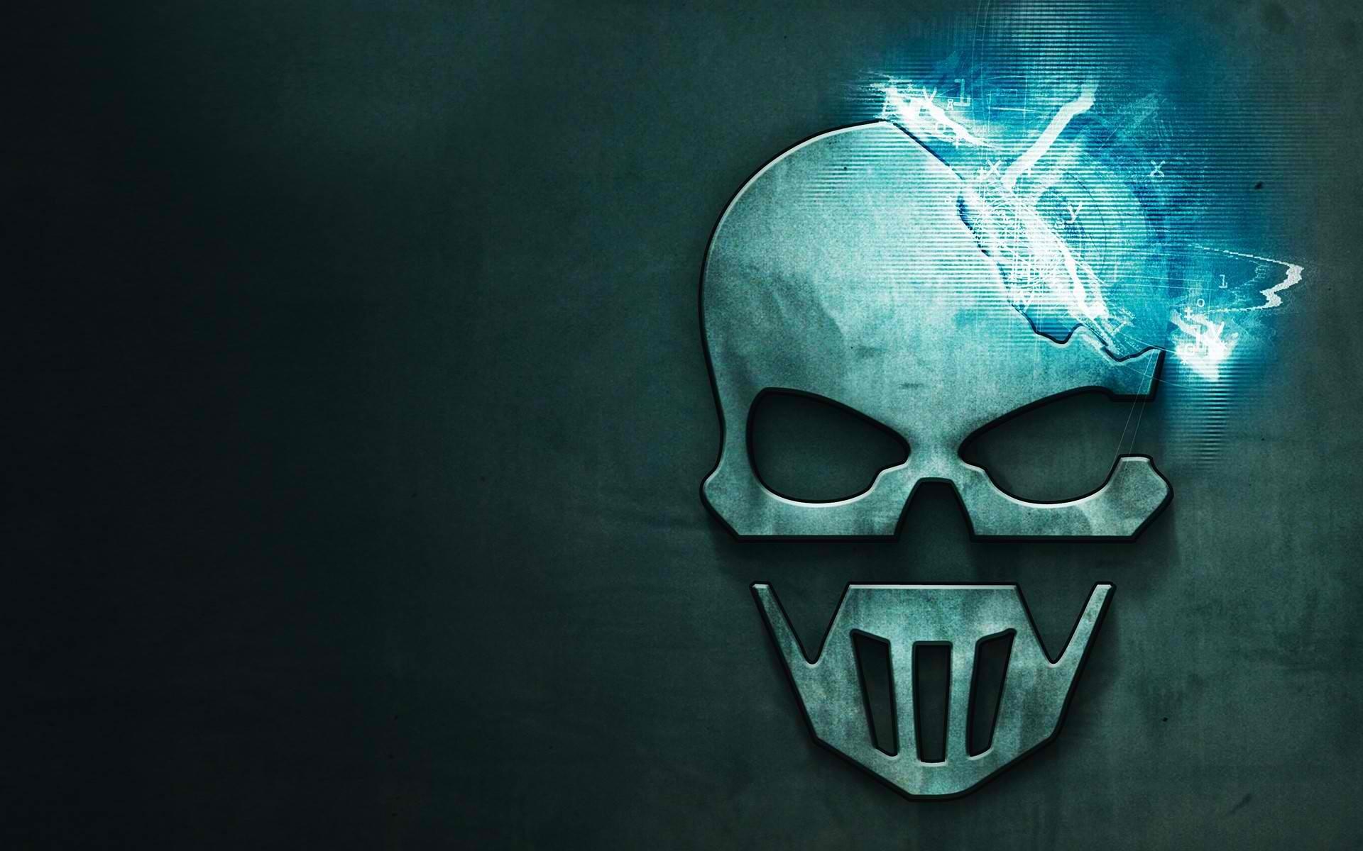 Ghost Recon Skull Wallpaper Wallpapertag