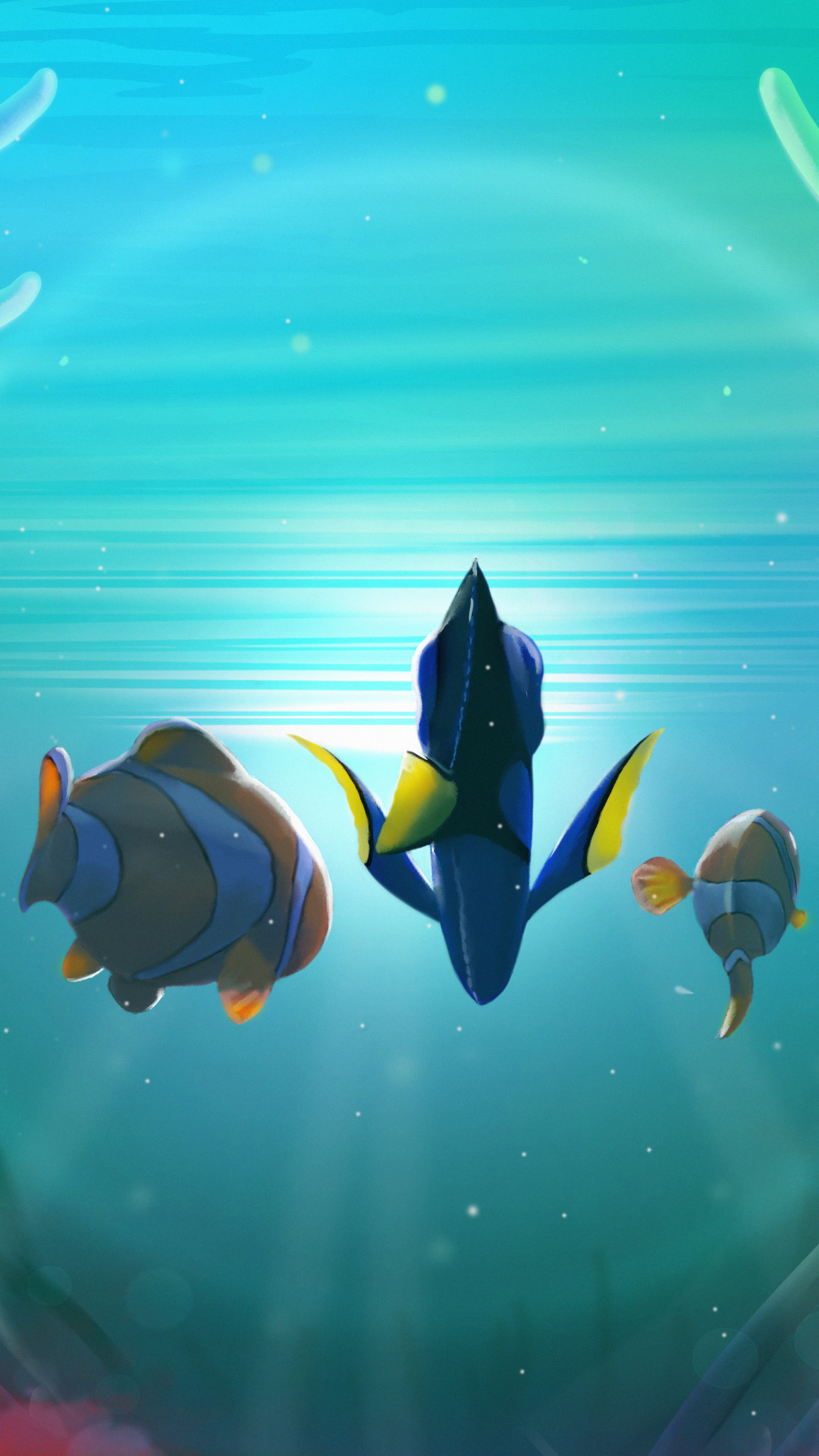 Finding Dory Wallpapers 1
