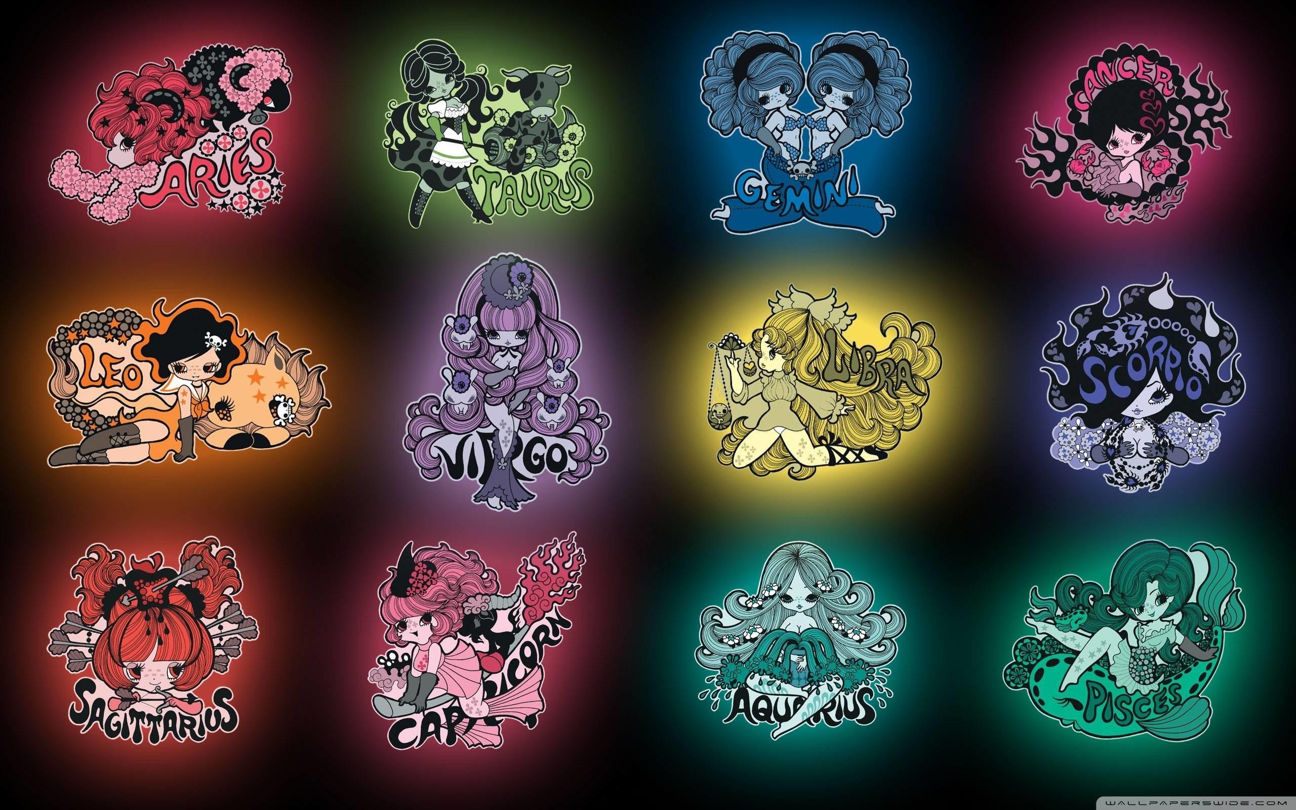 Zodiac Cancer Wallpaper Wallpapertag