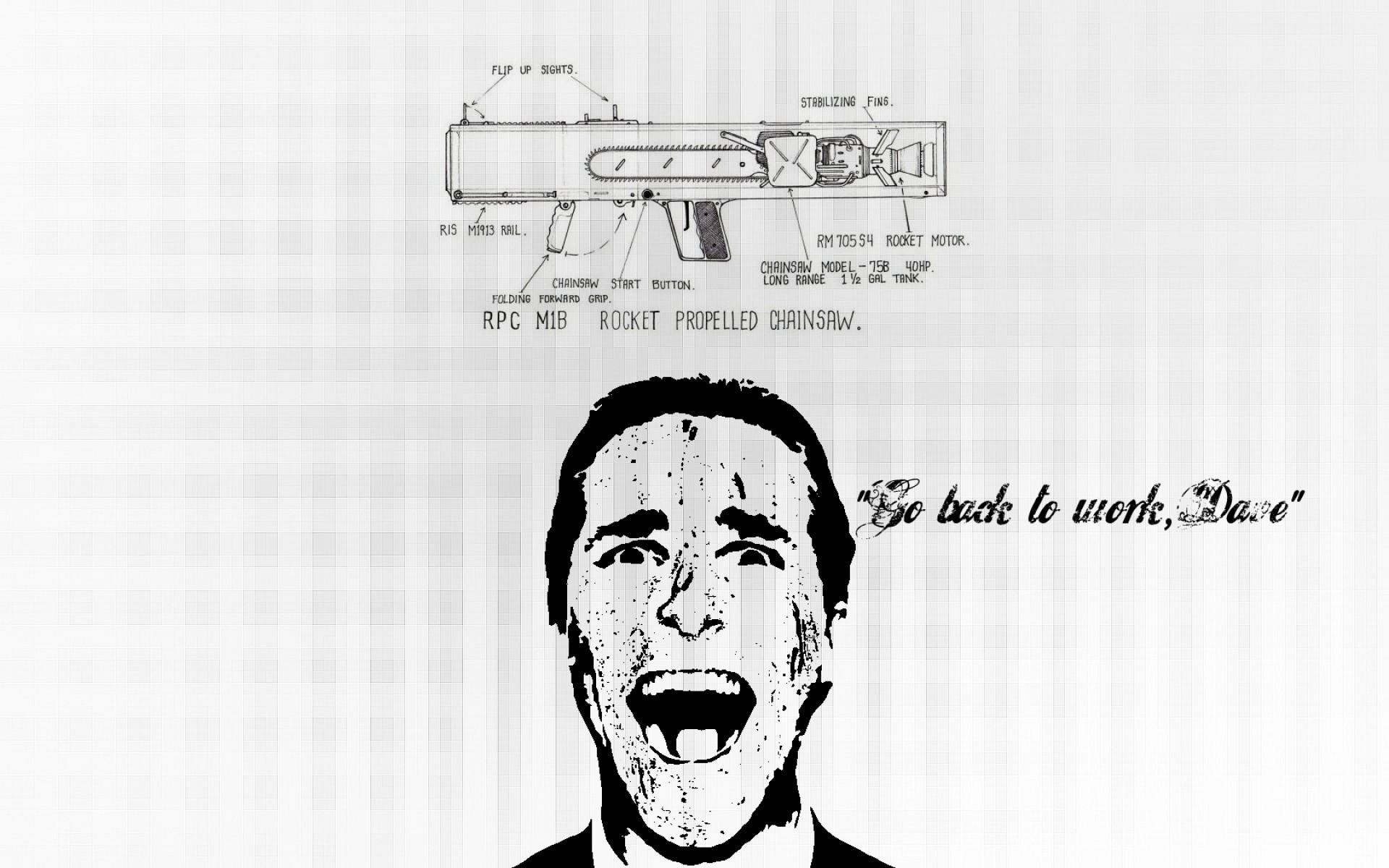 American Psycho Wallpaper ·① WallpaperTag