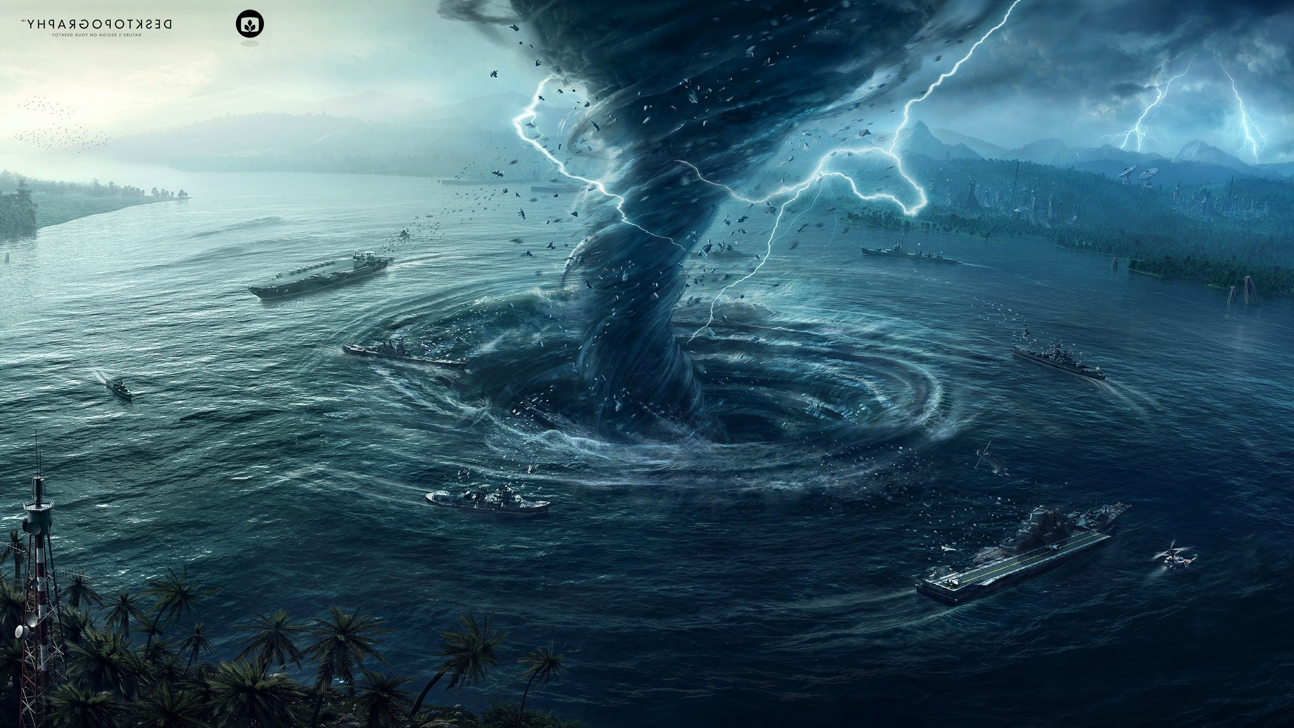 disaster wallpapers