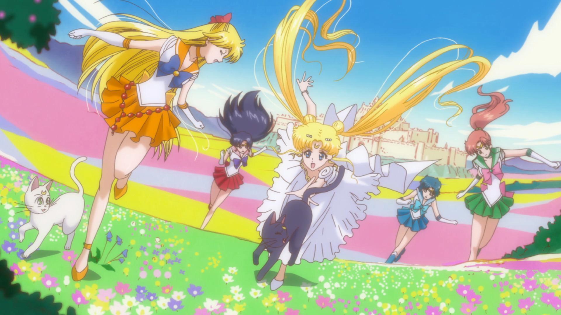 Sailor Moon Backgrounds ·① WallpaperTag
