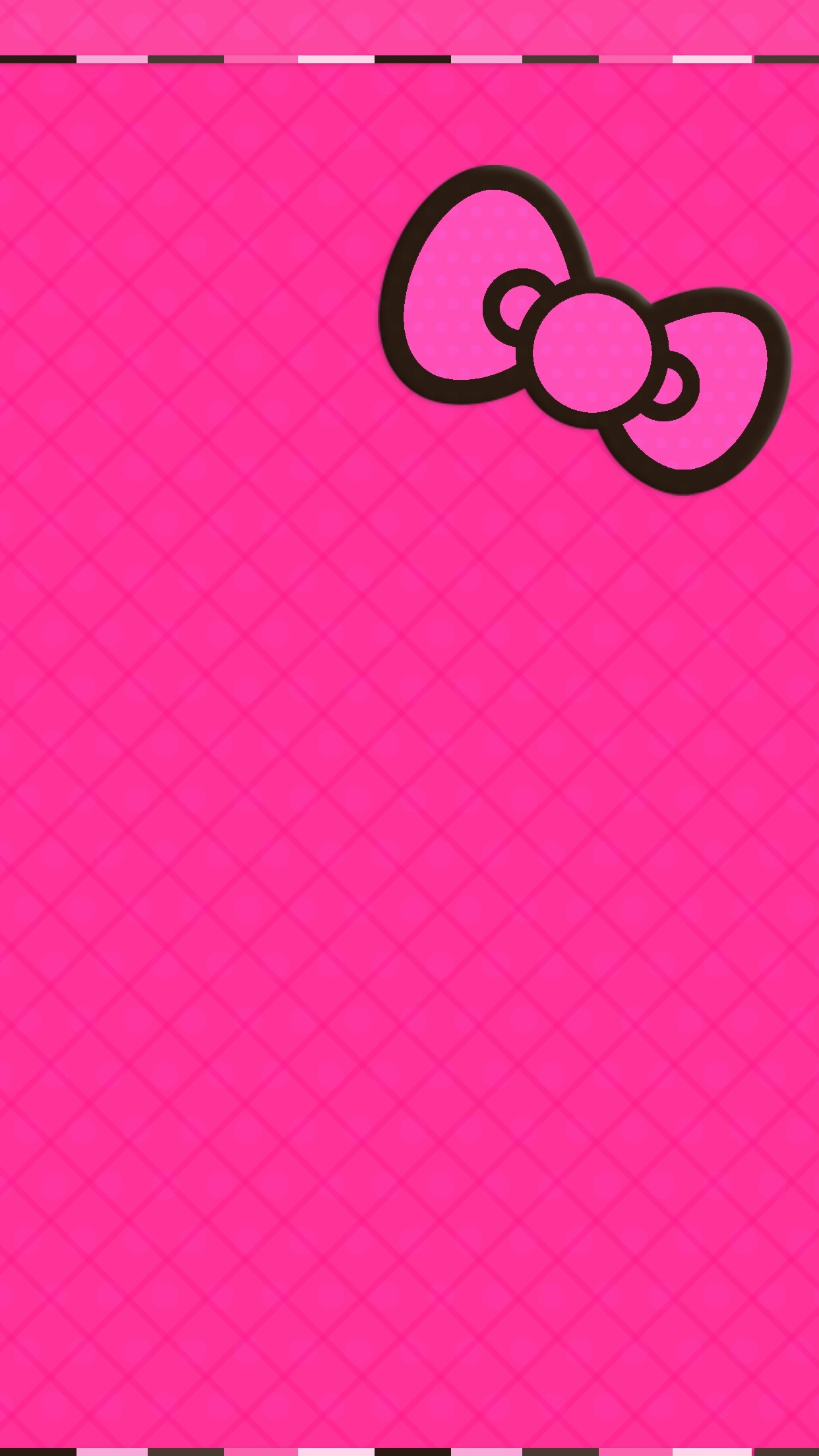 Pink Hello Kitty Background 1