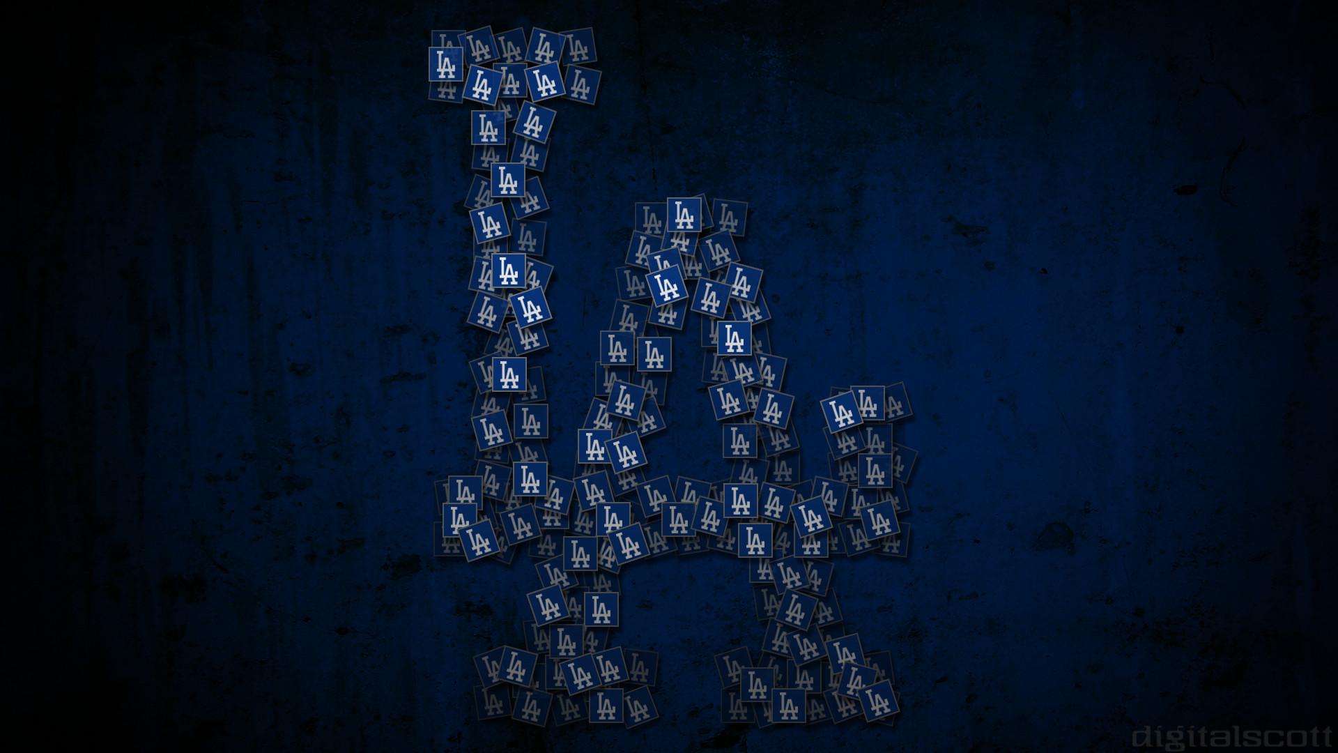 Los Angeles Dodgers Baseball Wallpapers Wallpapertag