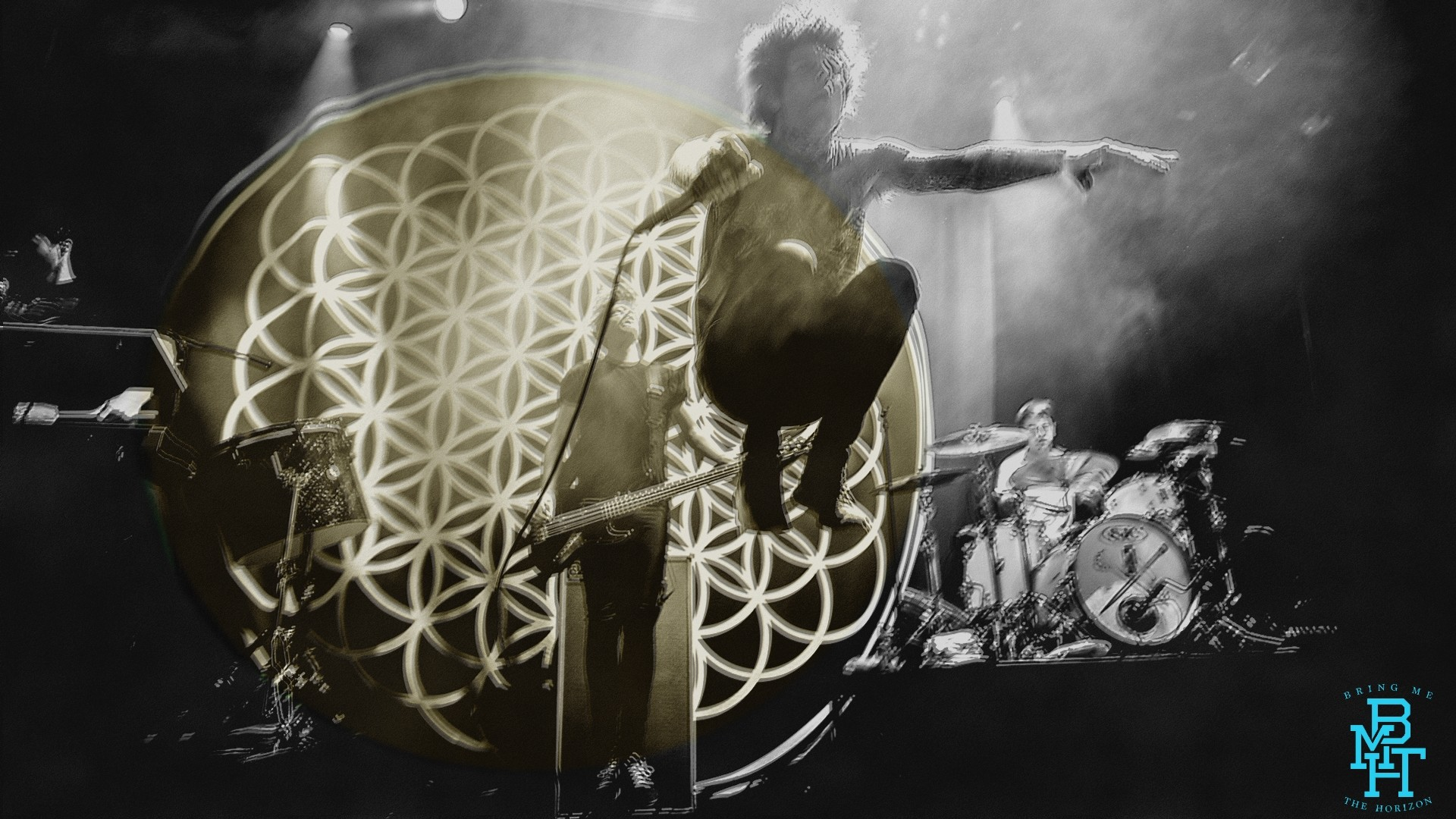 Bring Me The Horizon Wallpaper 2018 Wallpapertag