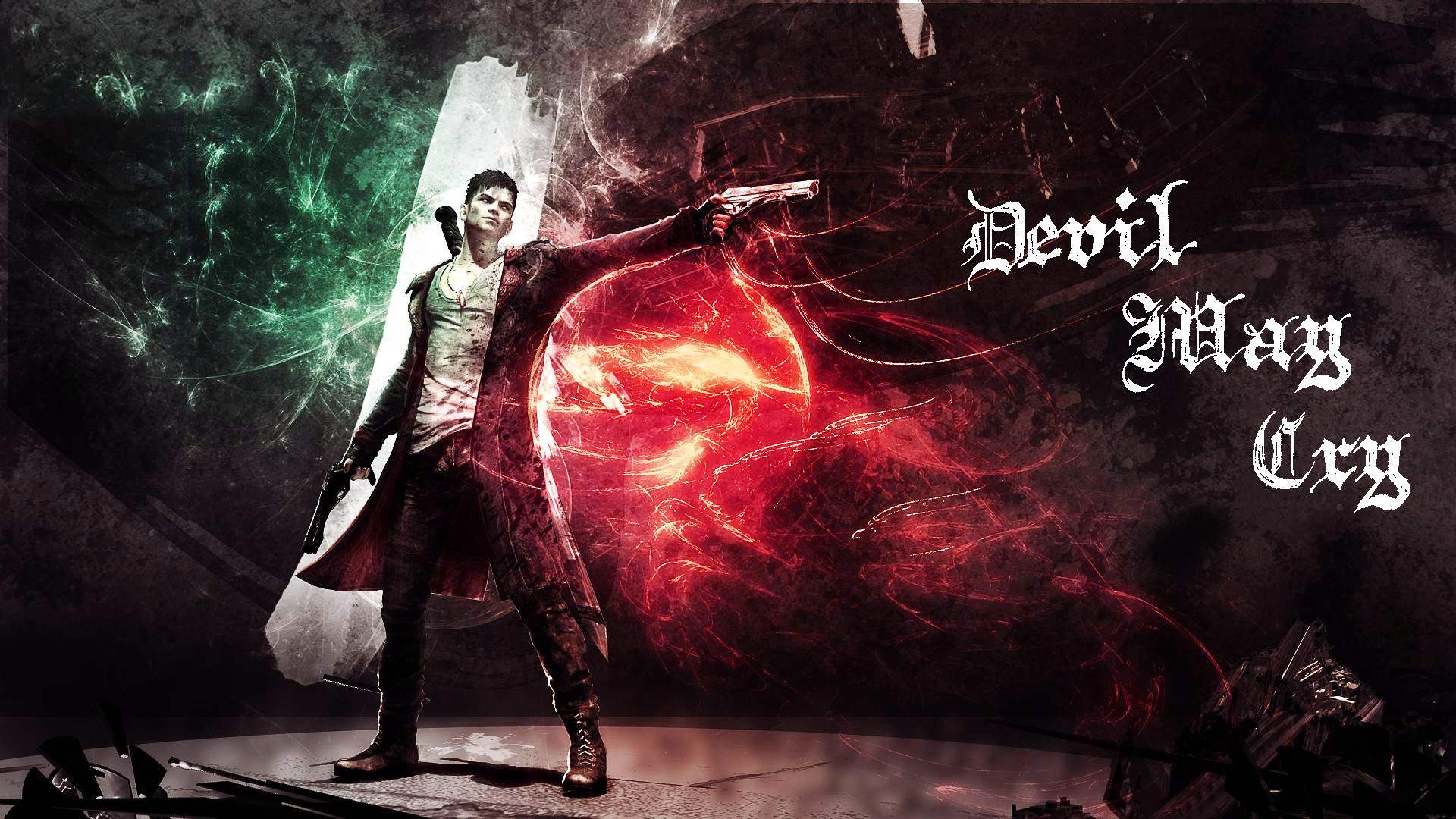 Devil may cry backgrounds wallpapertag - Devil may cry hd pics ...