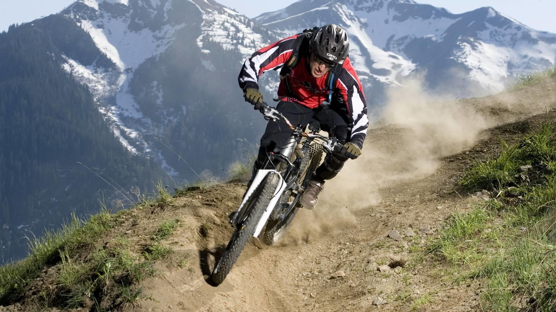 Downhill Mountain Bike Wallpaper Wallpapertag