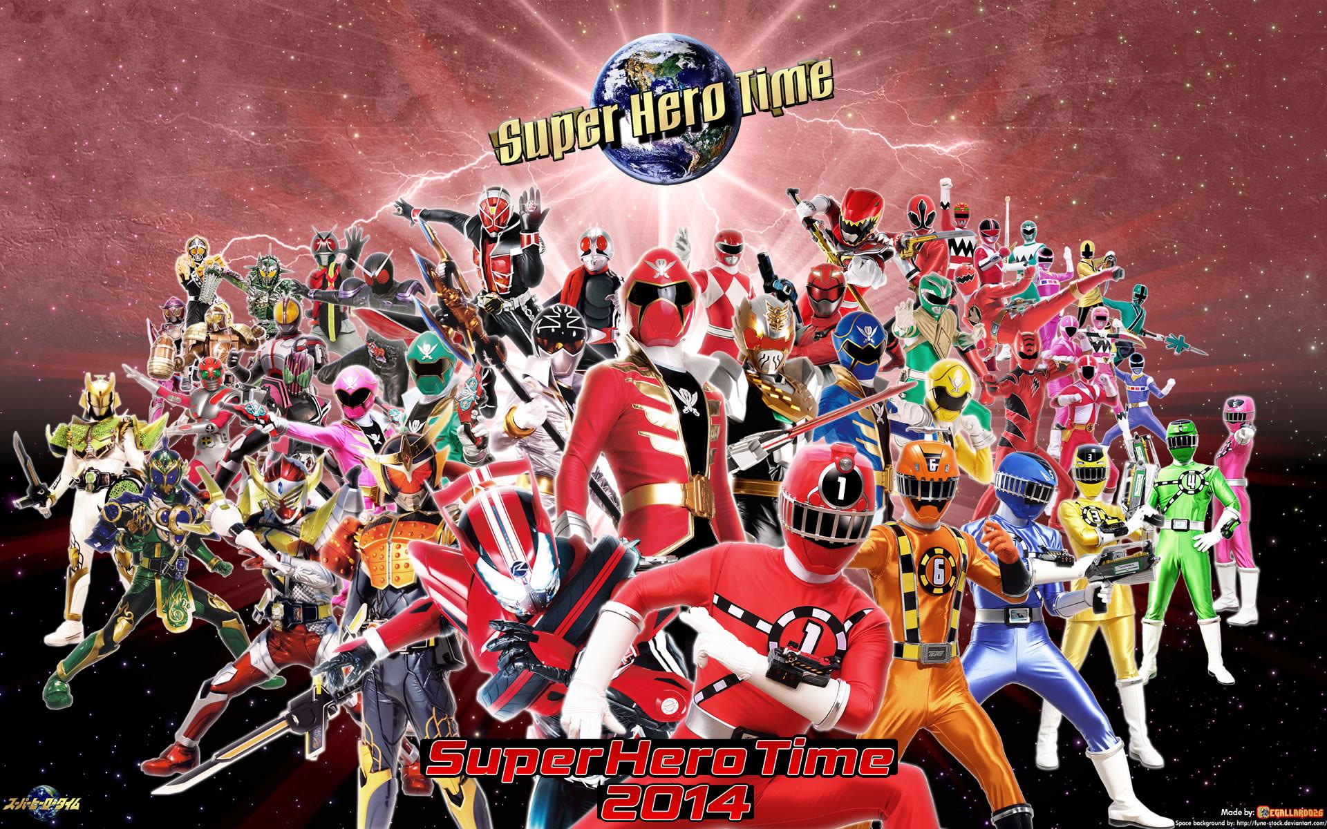 Super Sentai Wallpapers Wallpapertag