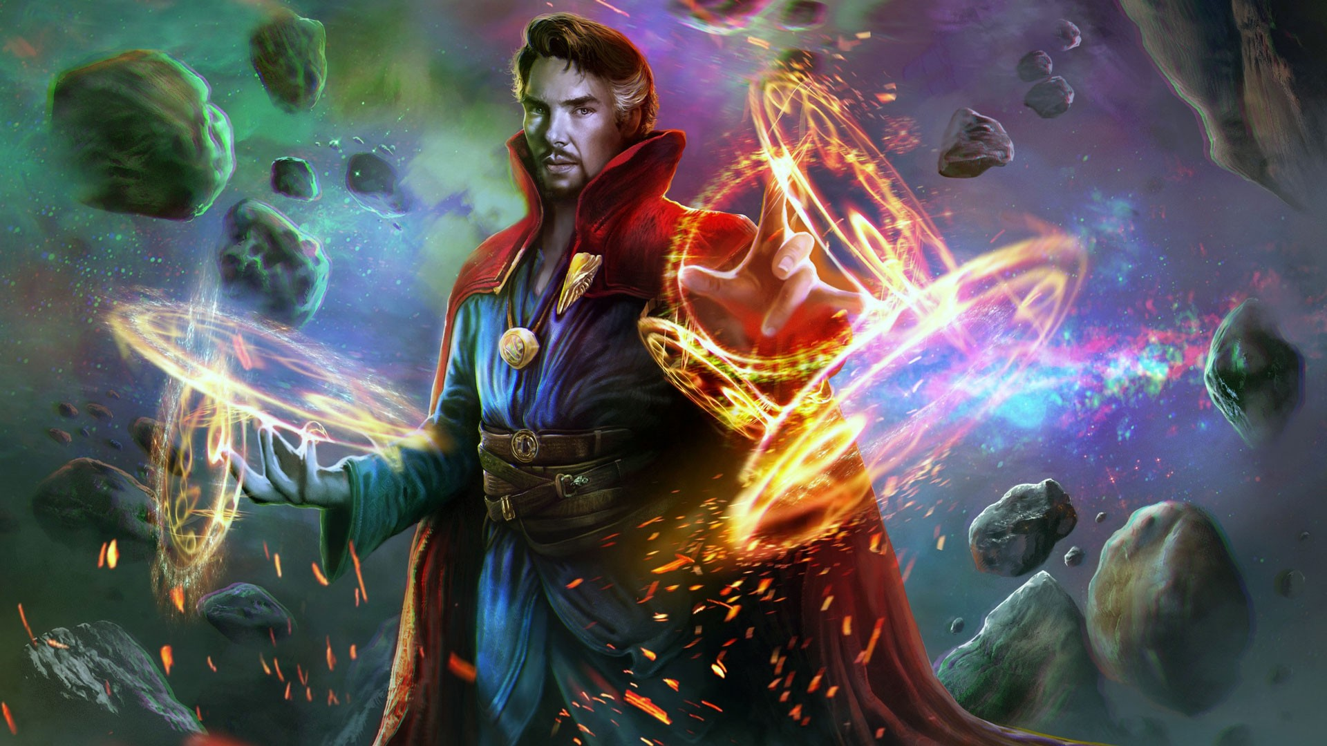 dr. strange wallpaper ·① download free cool high resolution