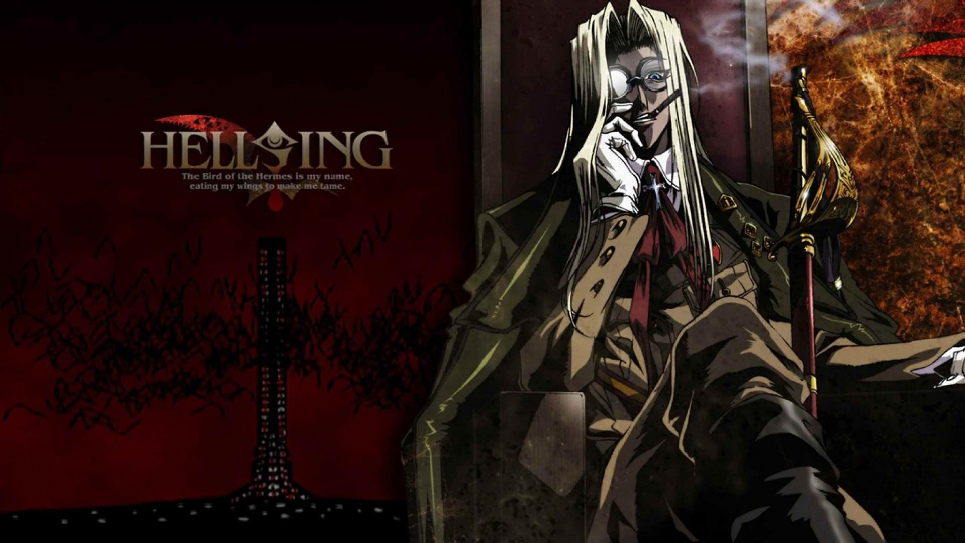 1920x1080 Wallpapers Hellsing Ultimate Hd Download