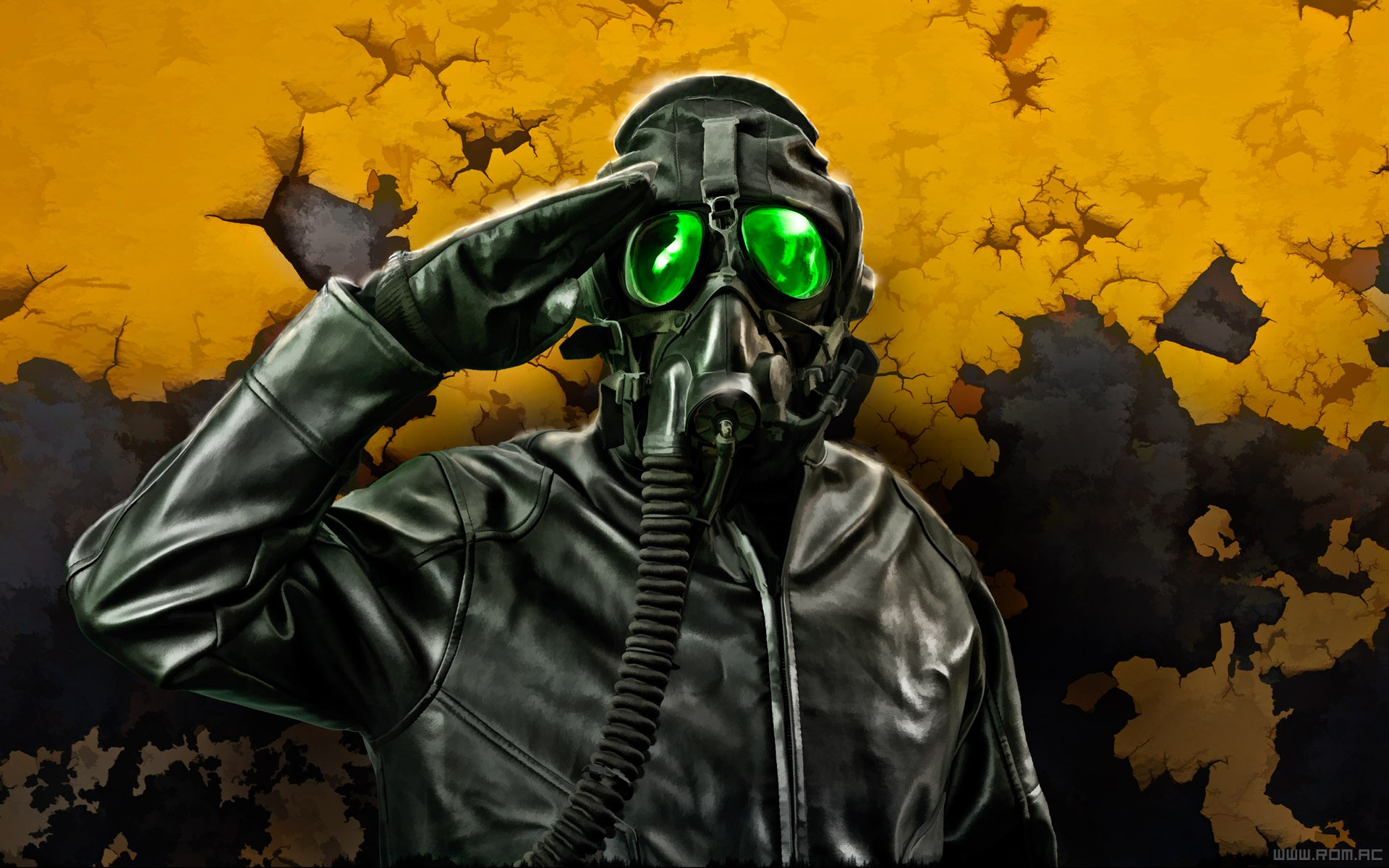 Gas Mask Wallpaper ① Download Free Hd Backgrounds For Desktop