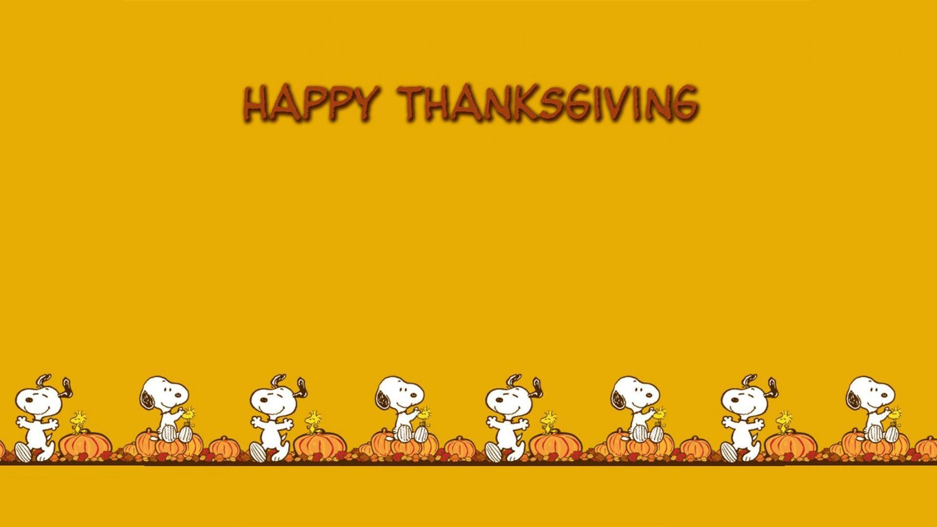 1920x1080 peanuts thanksgiving wallpaper 1351 download free hd desktop