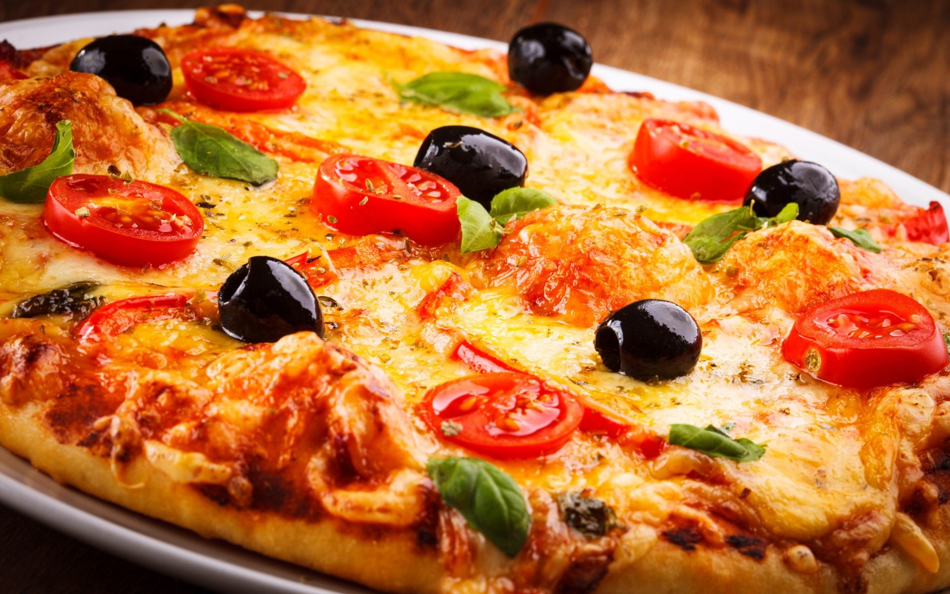Pizza Wallpaper 183 ① Download Free Hd Wallpapers For Desktop