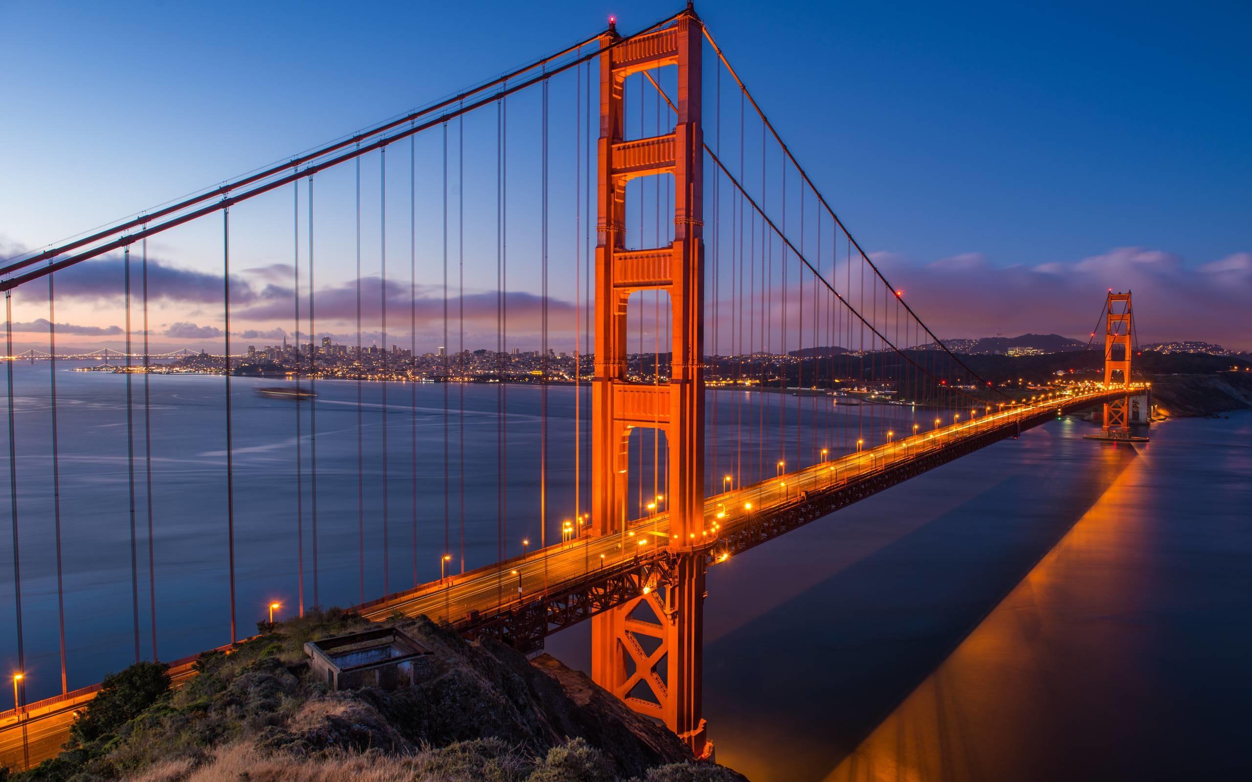 Golden Gate Bridge Wallpaper ·① WallpaperTag