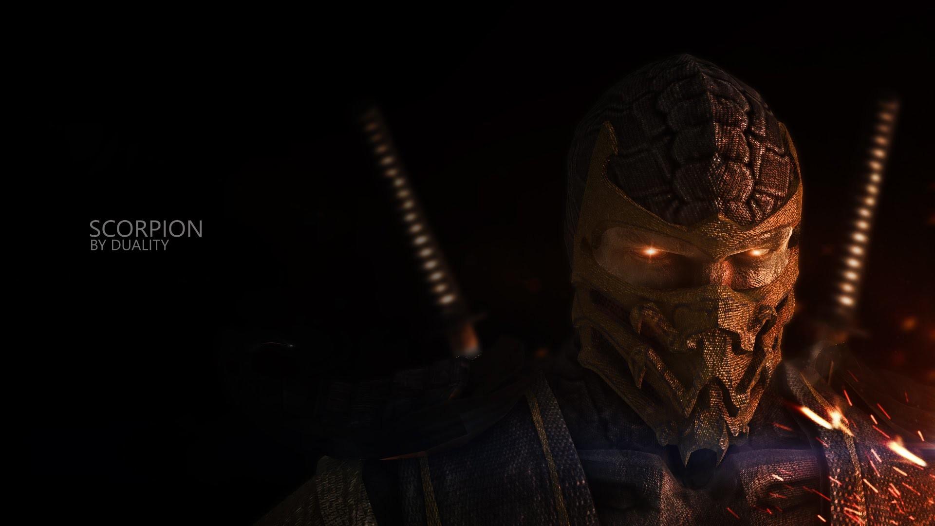 Mortal Kombat Wallpapers Scorpion ·① WallpaperTag