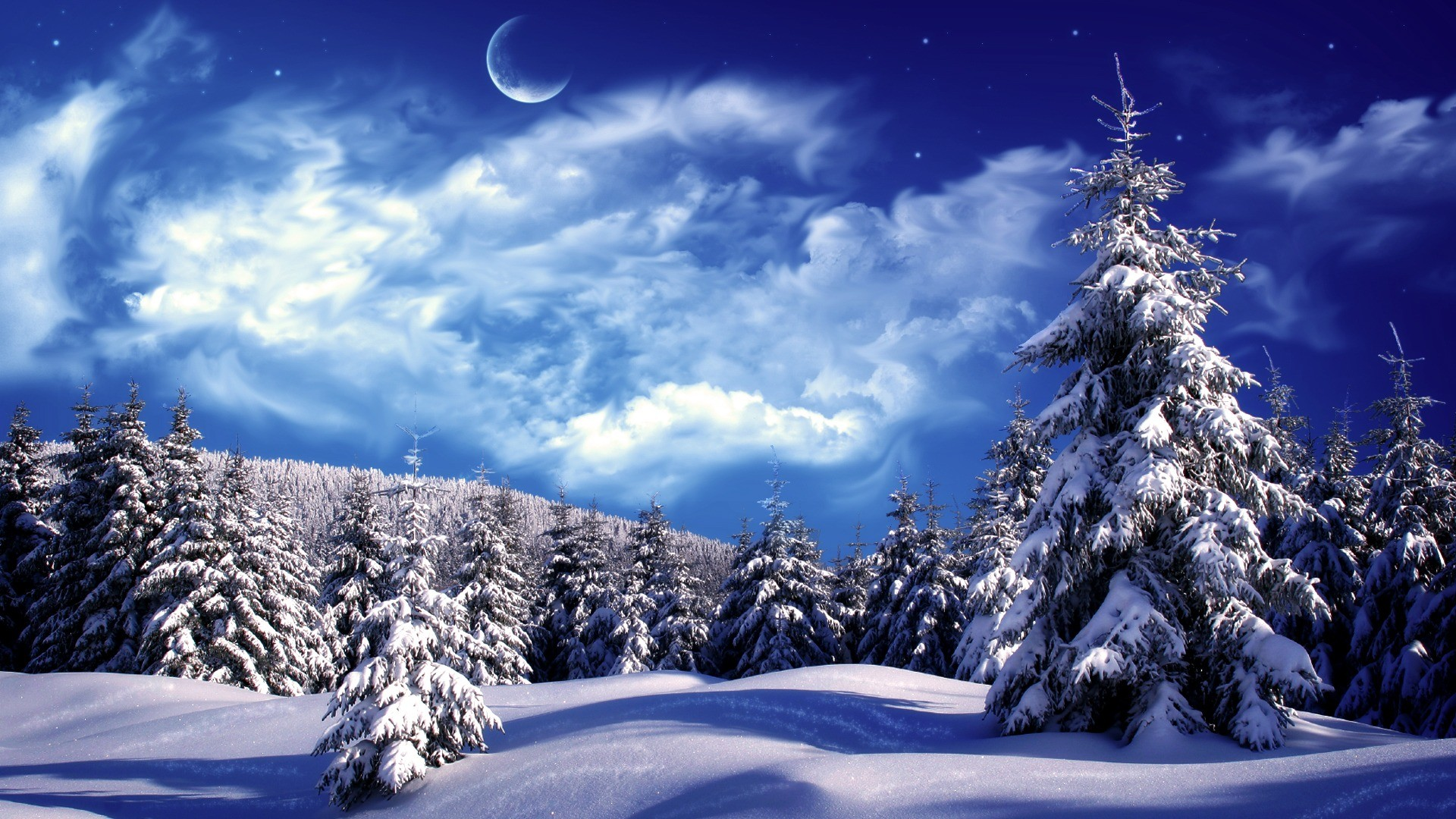 Beautiful snow wallpapers big beautiful snow voltagebd Gallery