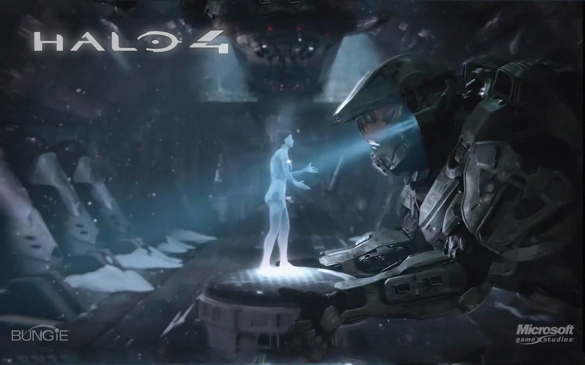 Halo 4 Wallpaper Hd Wallpapertag
