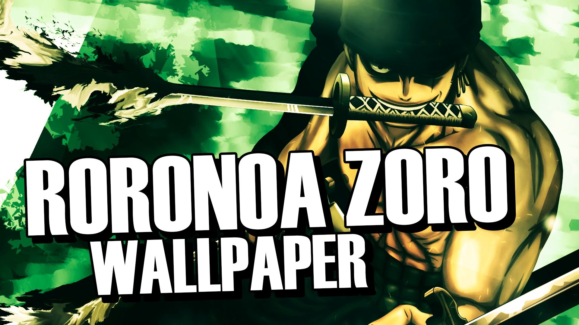 One Piece Zoro Wallpaper Wallpapertag