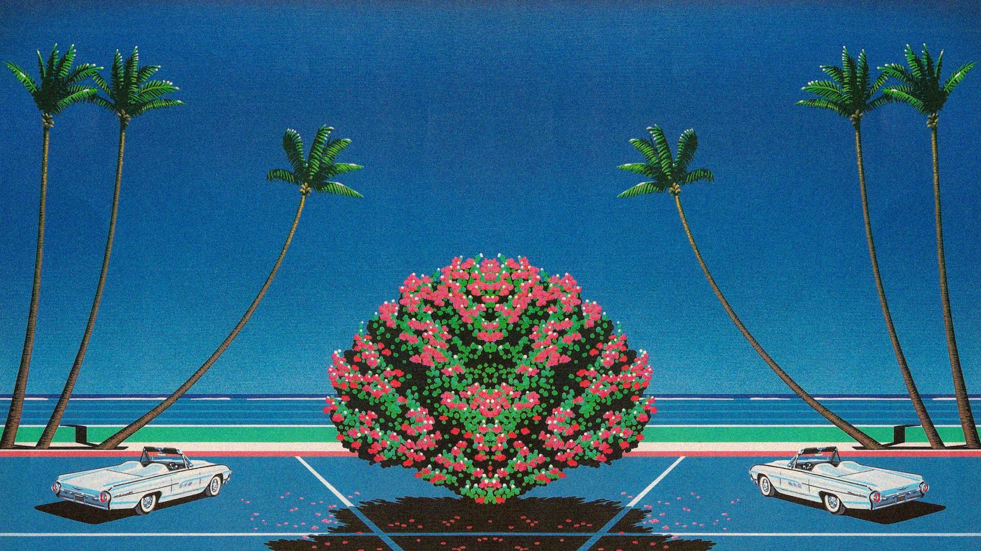 Vaporwave Iphone Wallpaper Download Free Stunning High