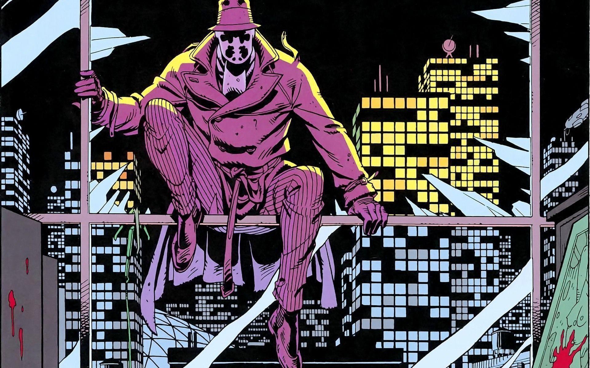 Watchmen Wallpaper Iphone