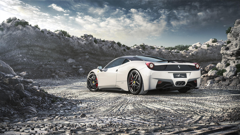 2018 Ferrari 458 Italia Wallpaper 183 ①