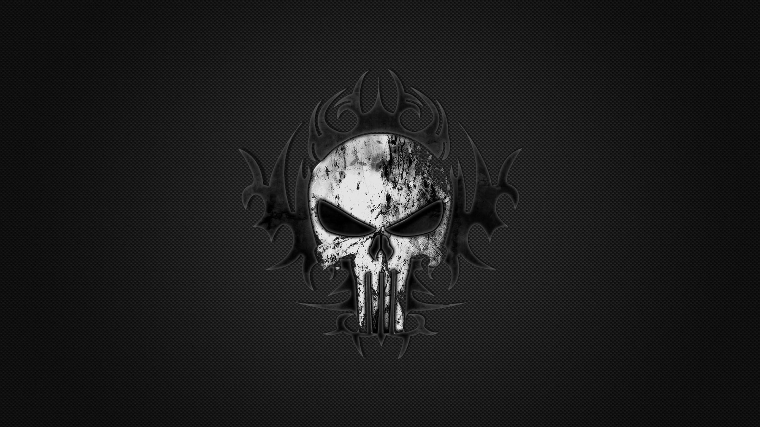 Skull 3d Wallpaper: Punisher Wallpaper Skull ·①